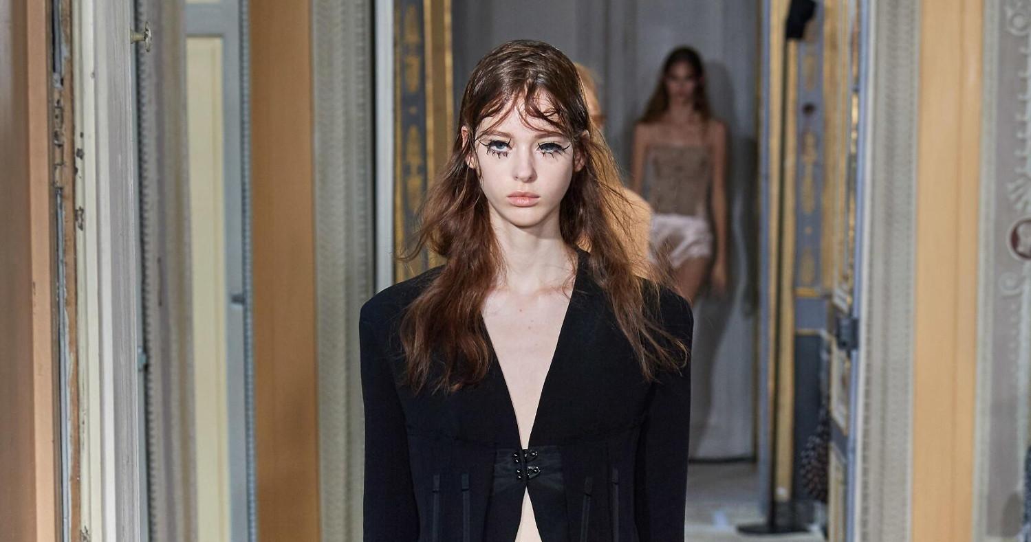 Olivier Theyskens Fashion Show SS 2020 Paris