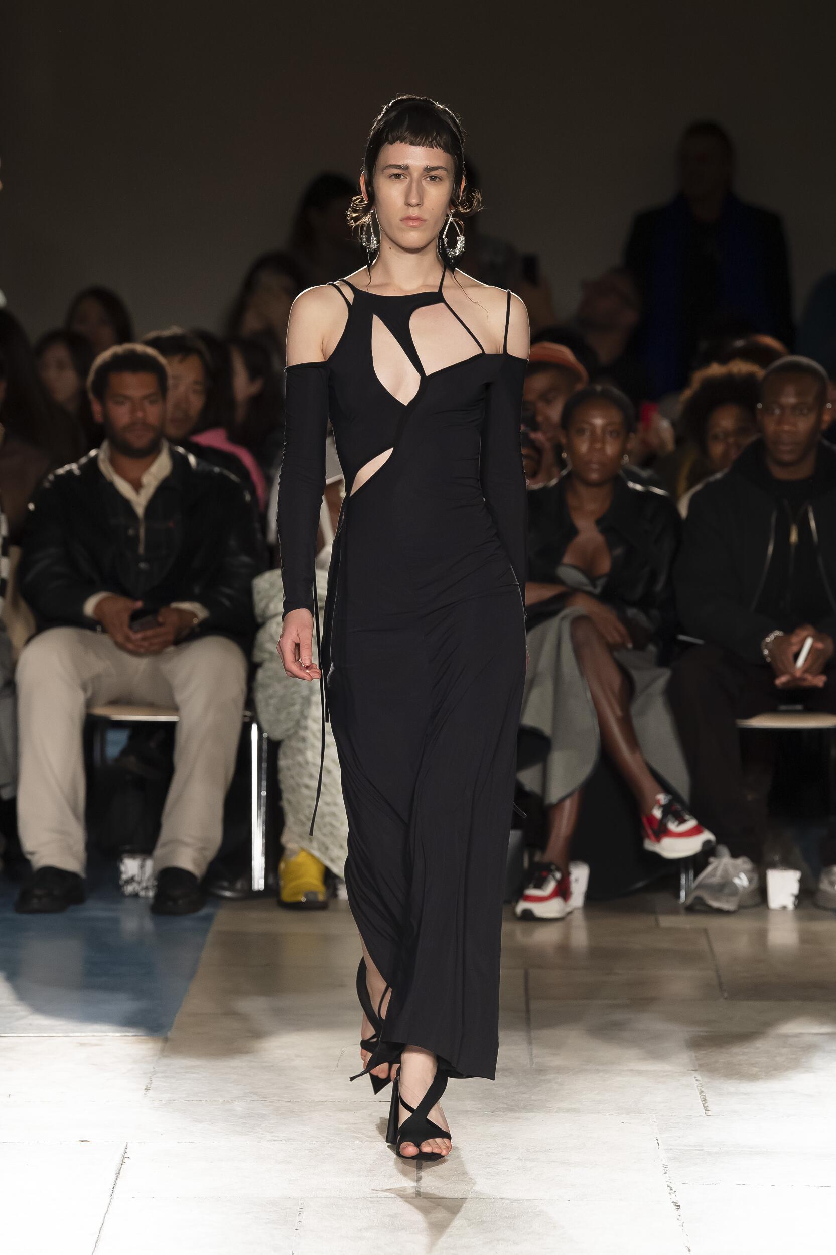 Ottolinger Paris Fashion Week Womenswear