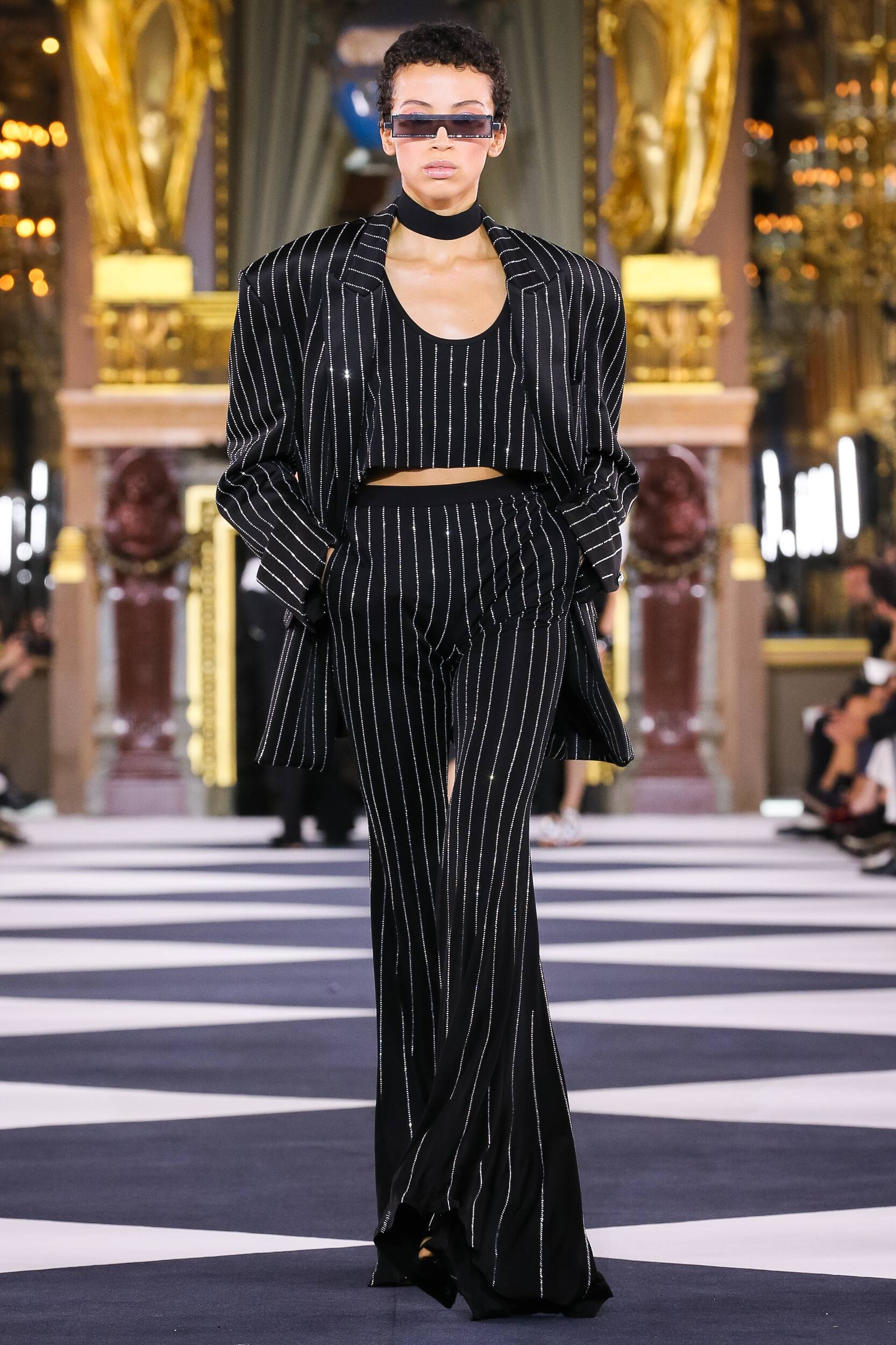 Paris Balmain 2020 Women Trends