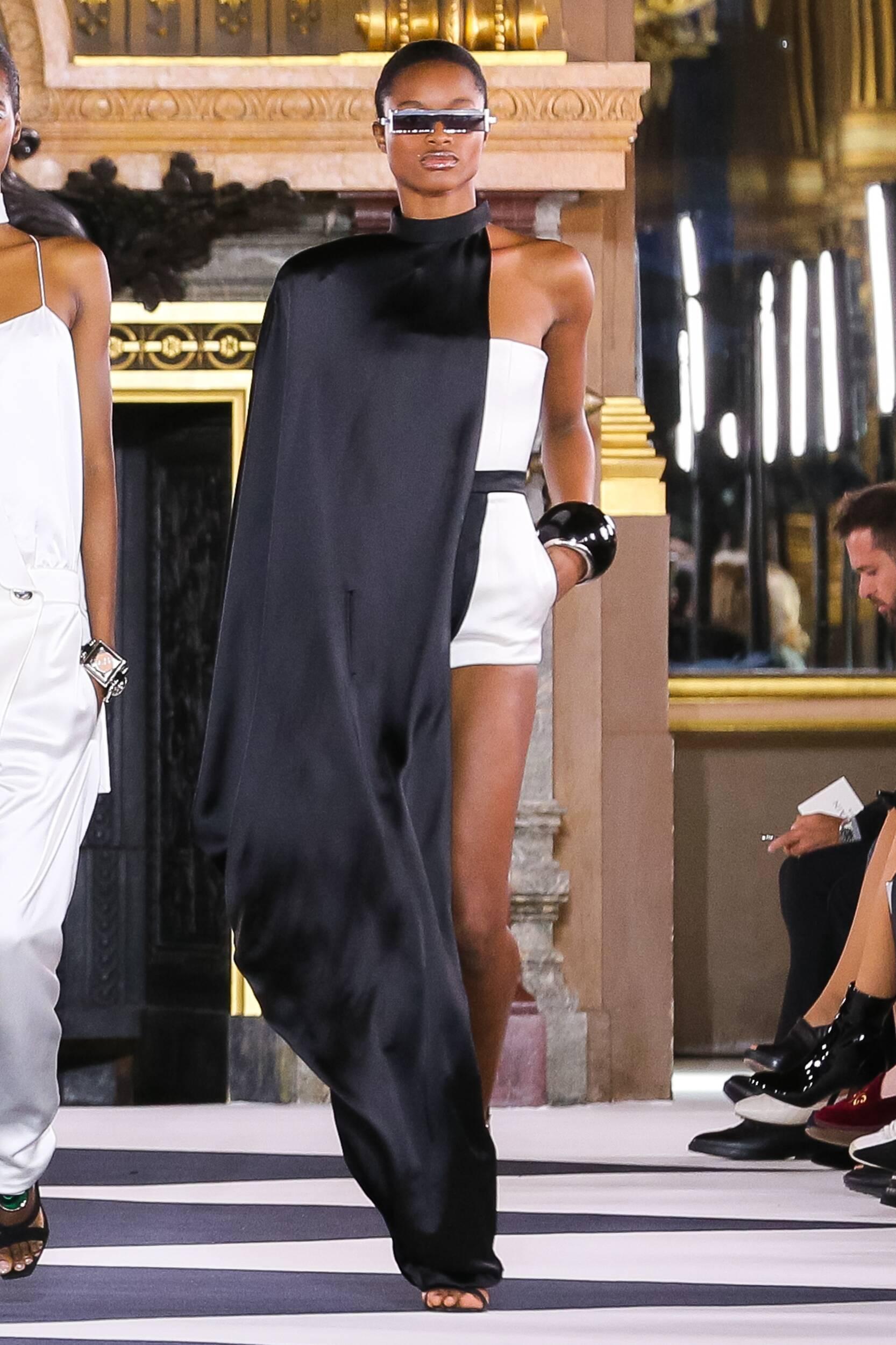 Paris SS 2020 Balmain Fashion Show