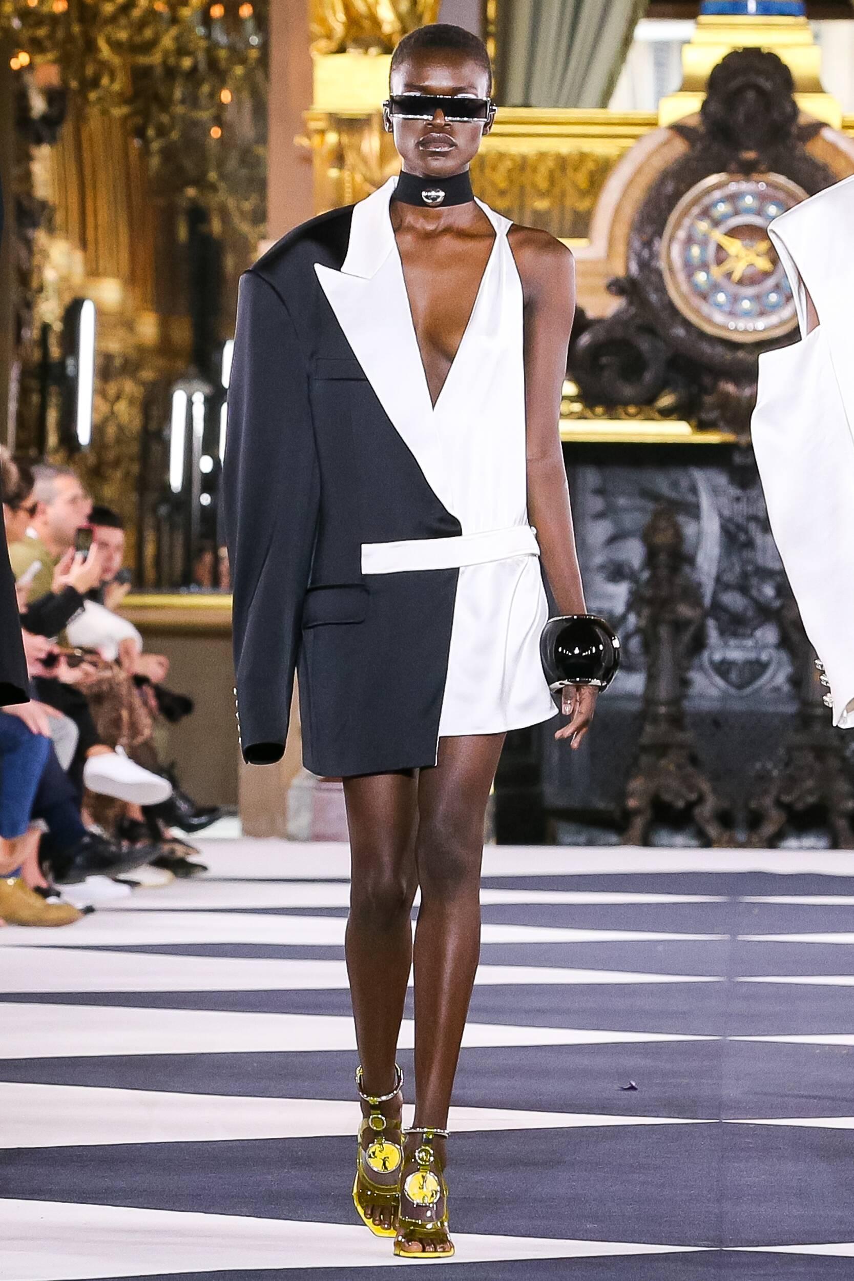 Paris SS 2020 Fashion Show Balmain