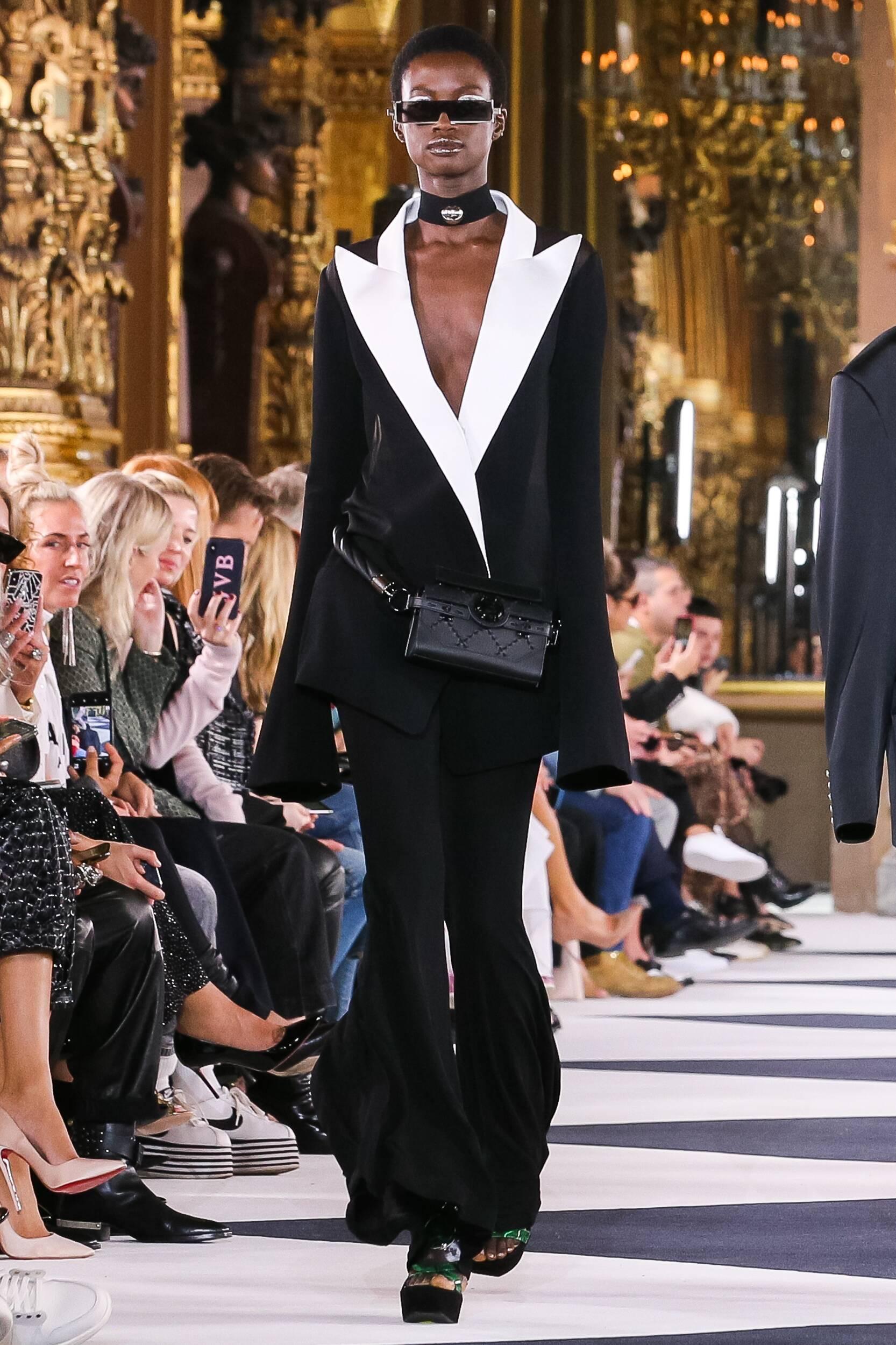 Paris Spring 2020 Womenswear Balmain