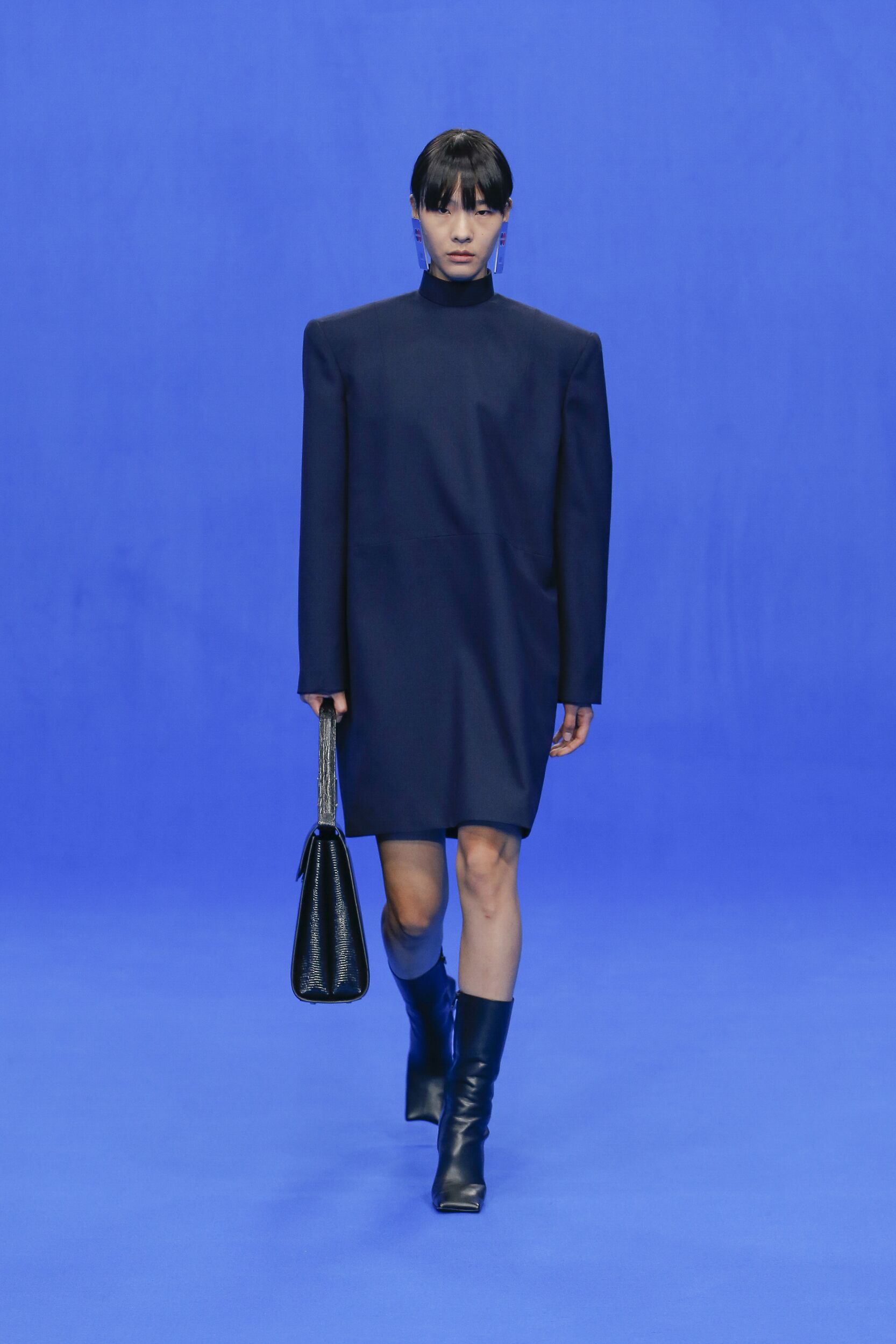 Runway Balenciaga Spring Summer 2020 Women's Collection Paris Fashion Week