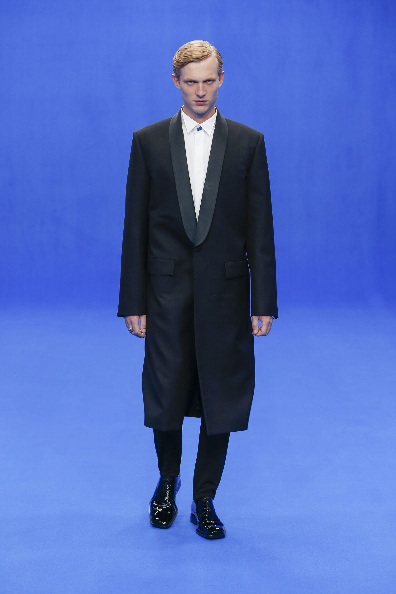 Runway Fashion 2020 Men Style Balenciaga