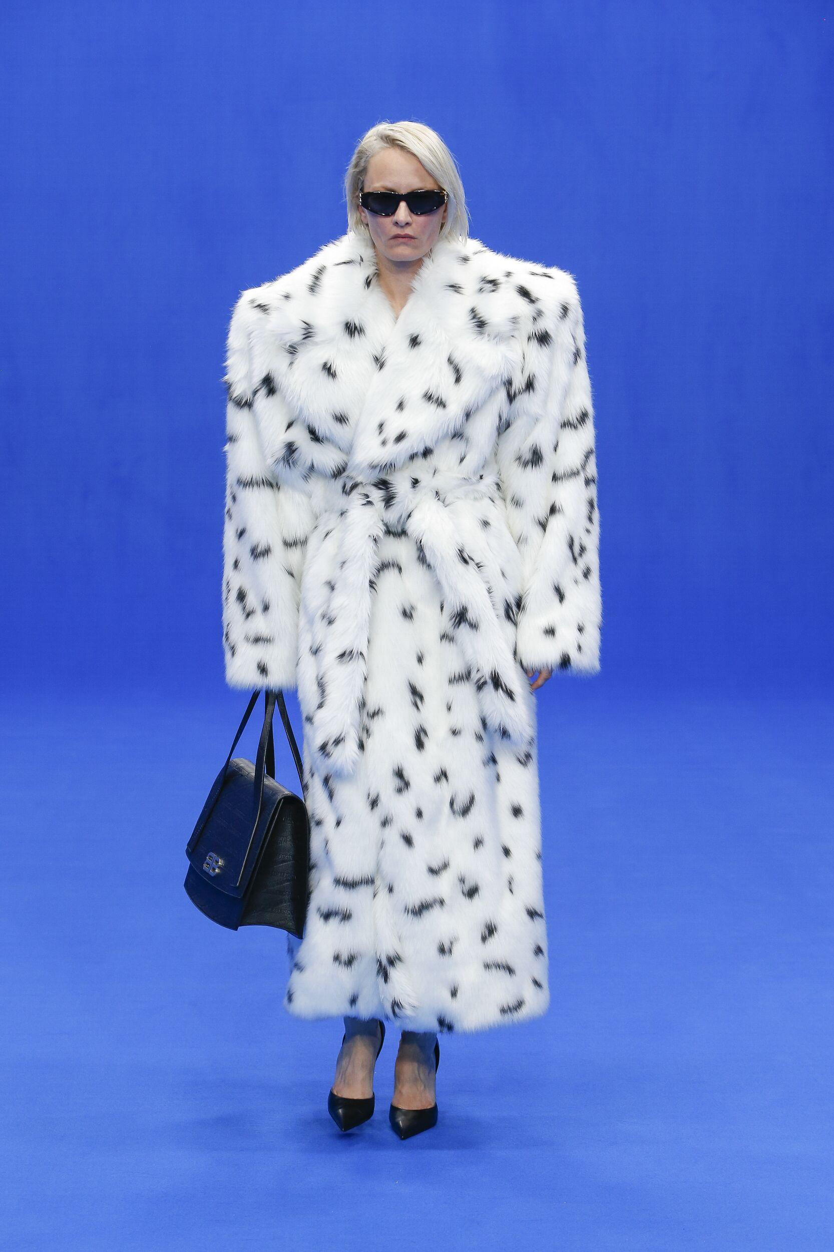 SS 2020 Balenciaga Fashion Show Paris Fashion Week