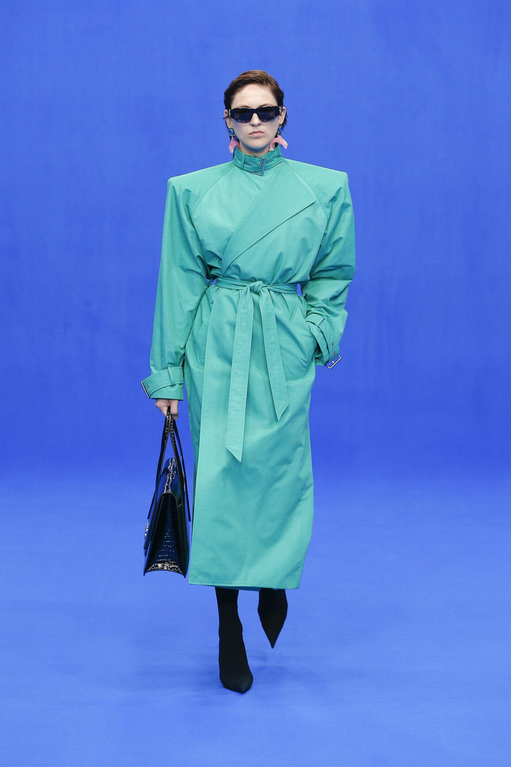 SS 2020 Balenciaga Fashion Show Paris