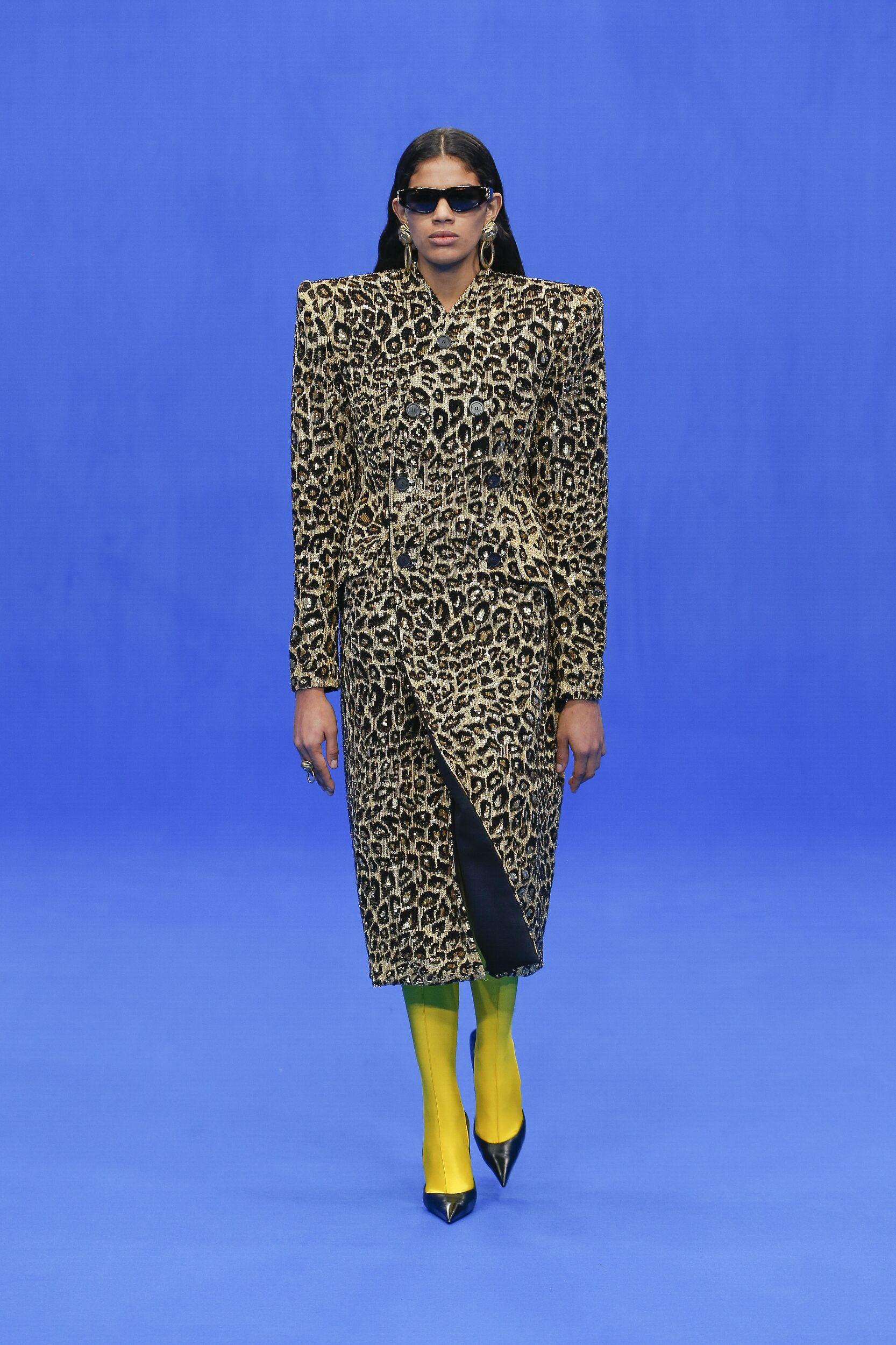 SS 2020 Balenciaga Show Paris Fashion Week