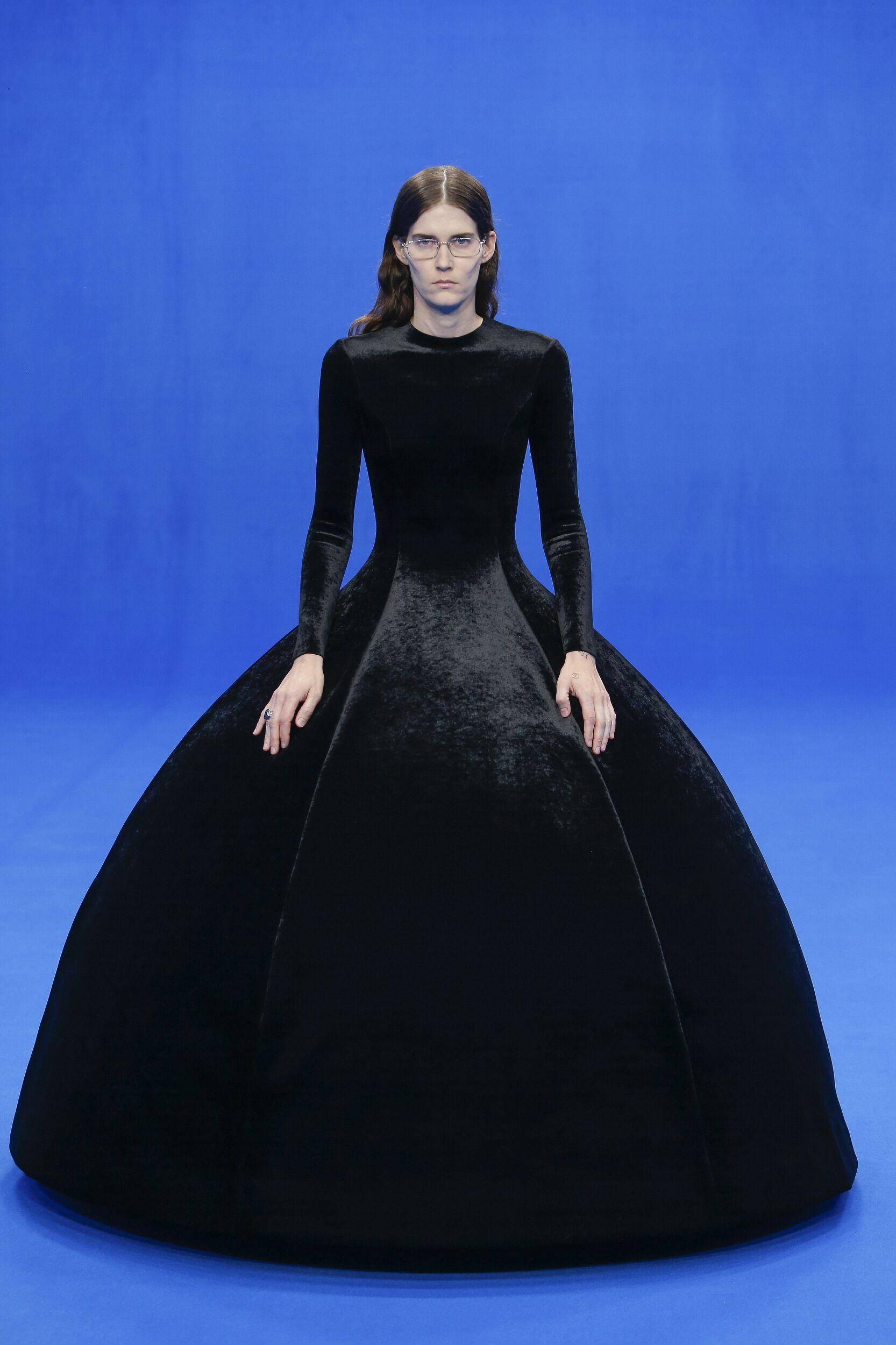 SS 2020 Balenciaga Show Paris Fashion Womenswear