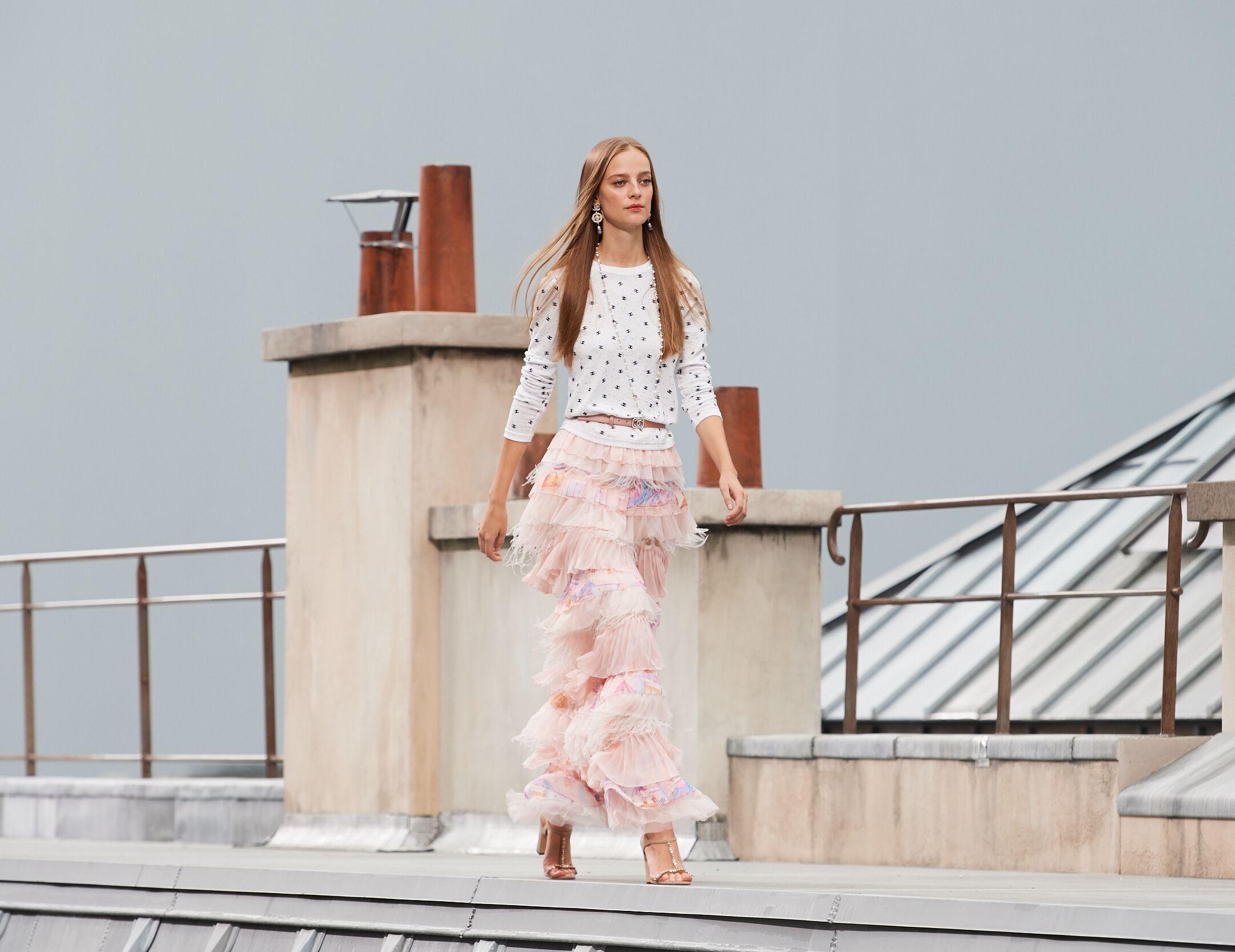 SS 2020 Chanel Fashion Show Paris Fashion Week