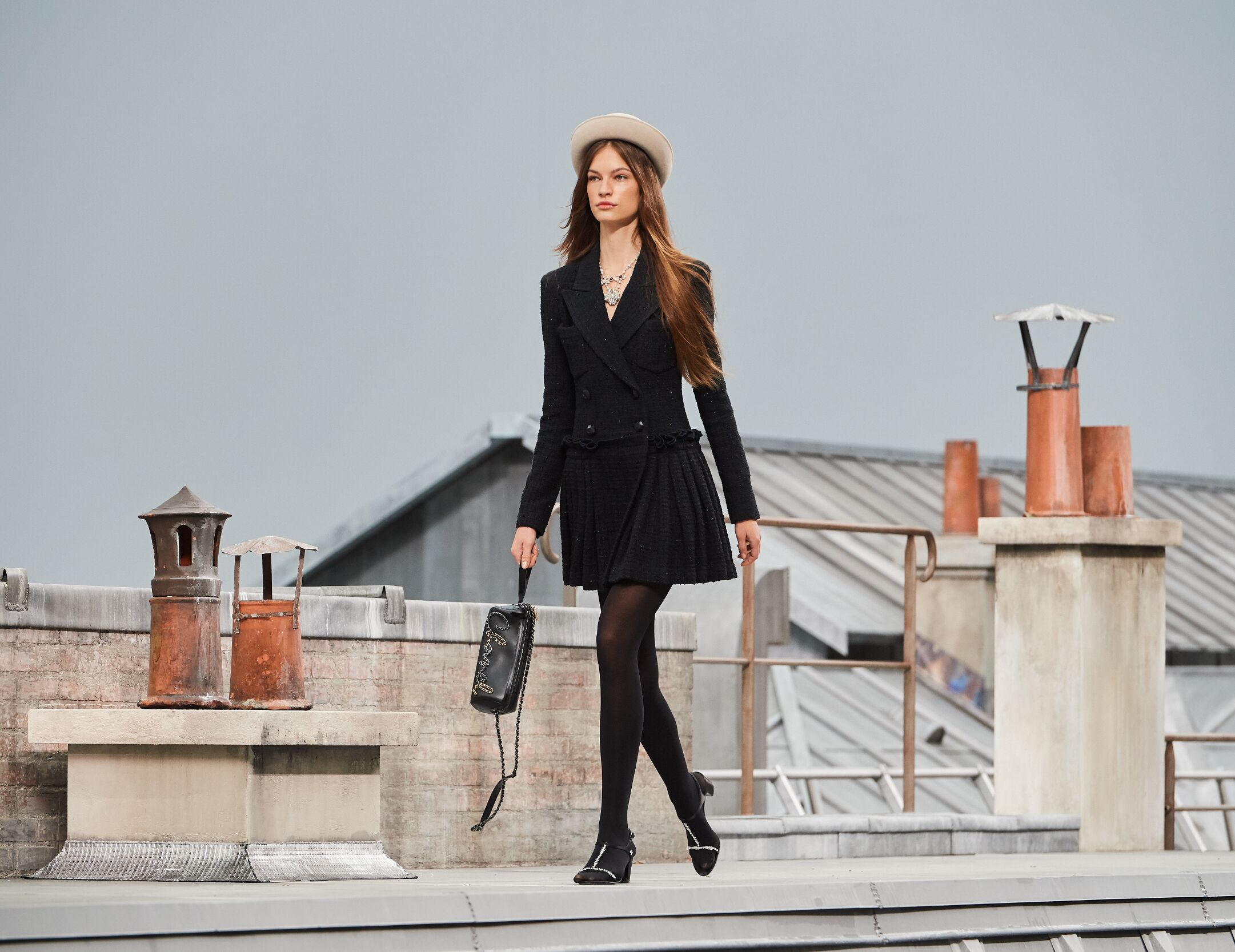 SS 2020 Chanel Fashion Show