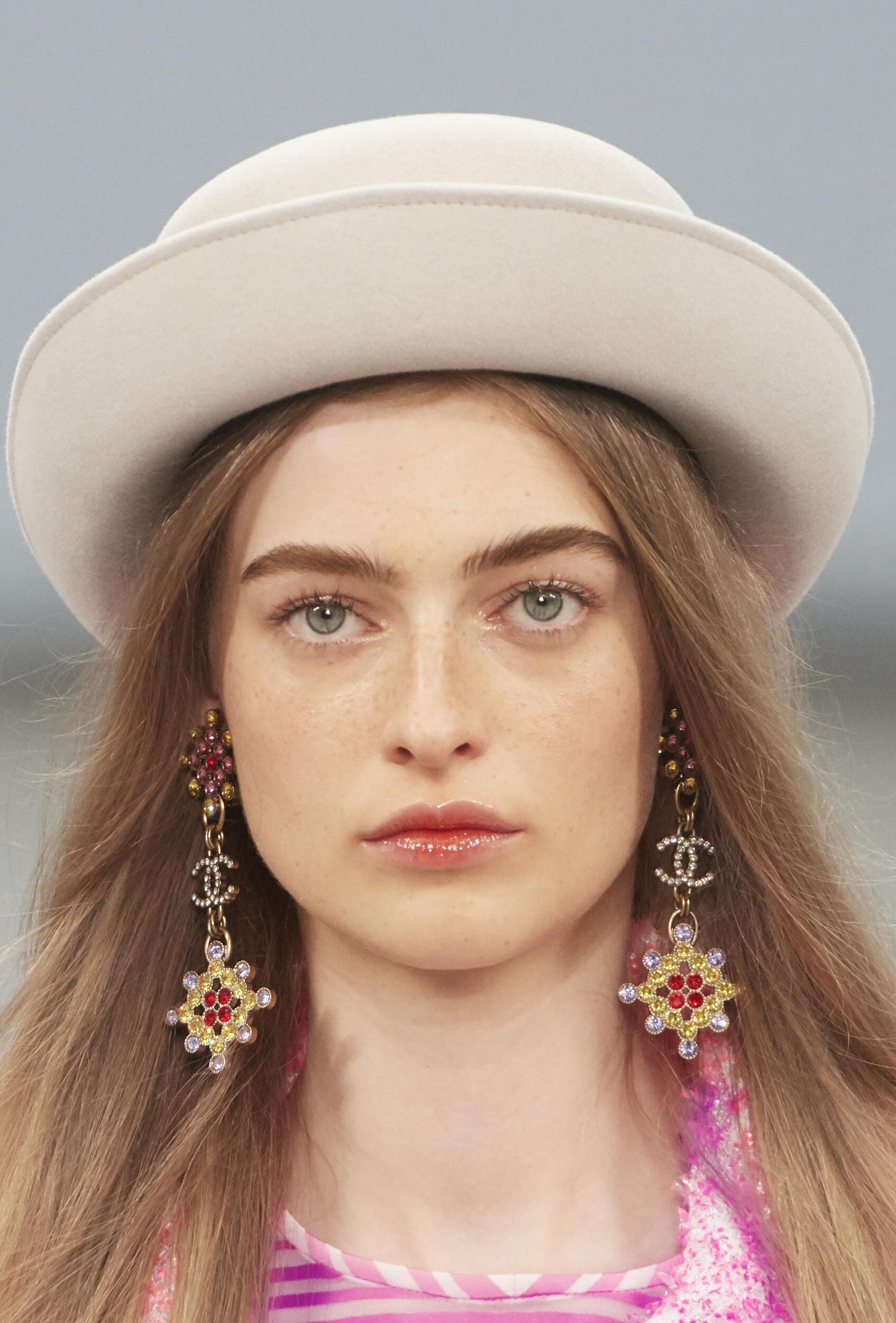 SS 2020 Chanel Model Portrait