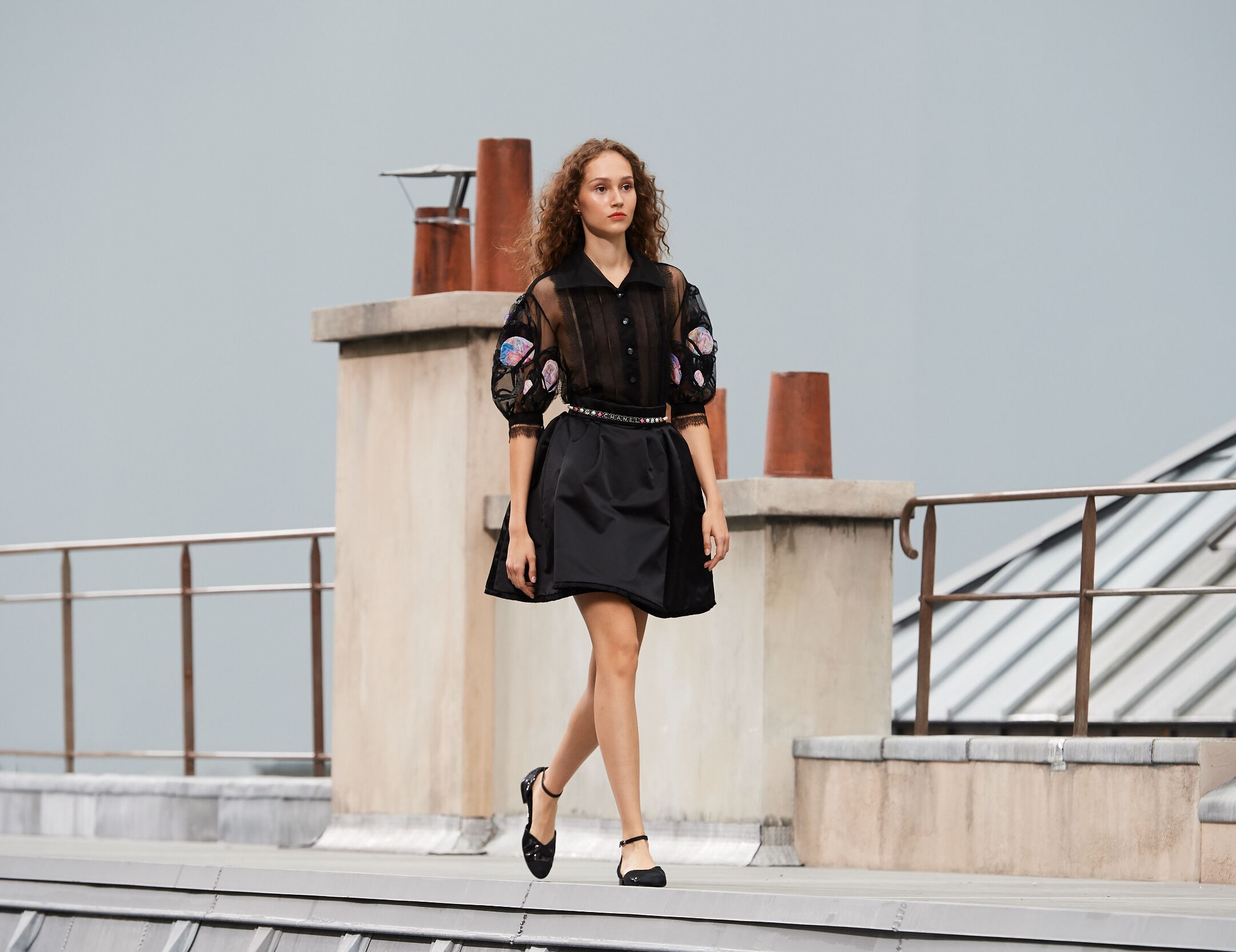 SS 2020 Chanel Show Paris Fashion Week Womenswear