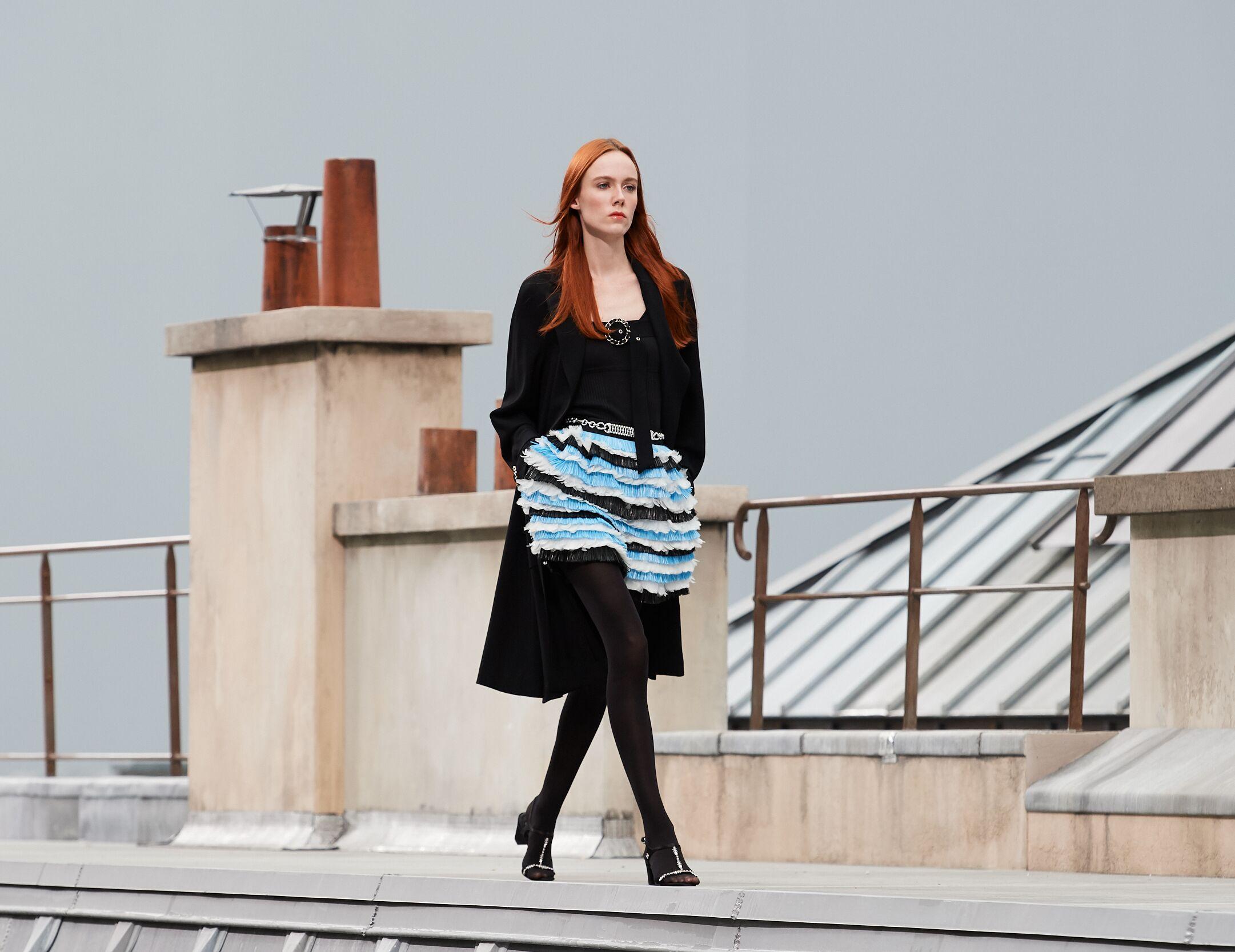 SS 2020 Chanel Show Paris Fashion Week