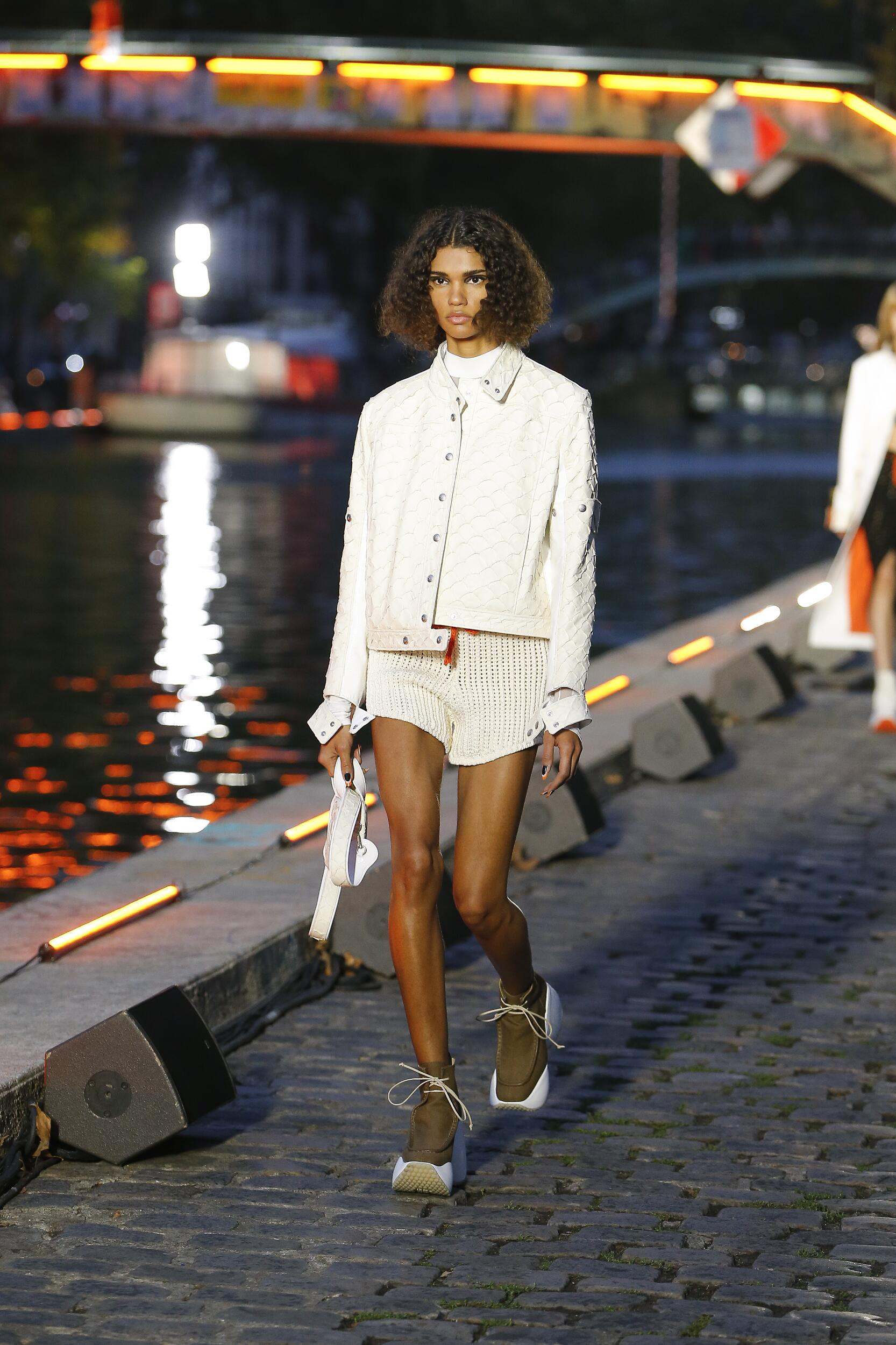 SS 2020 Courrèges Fashion Show
