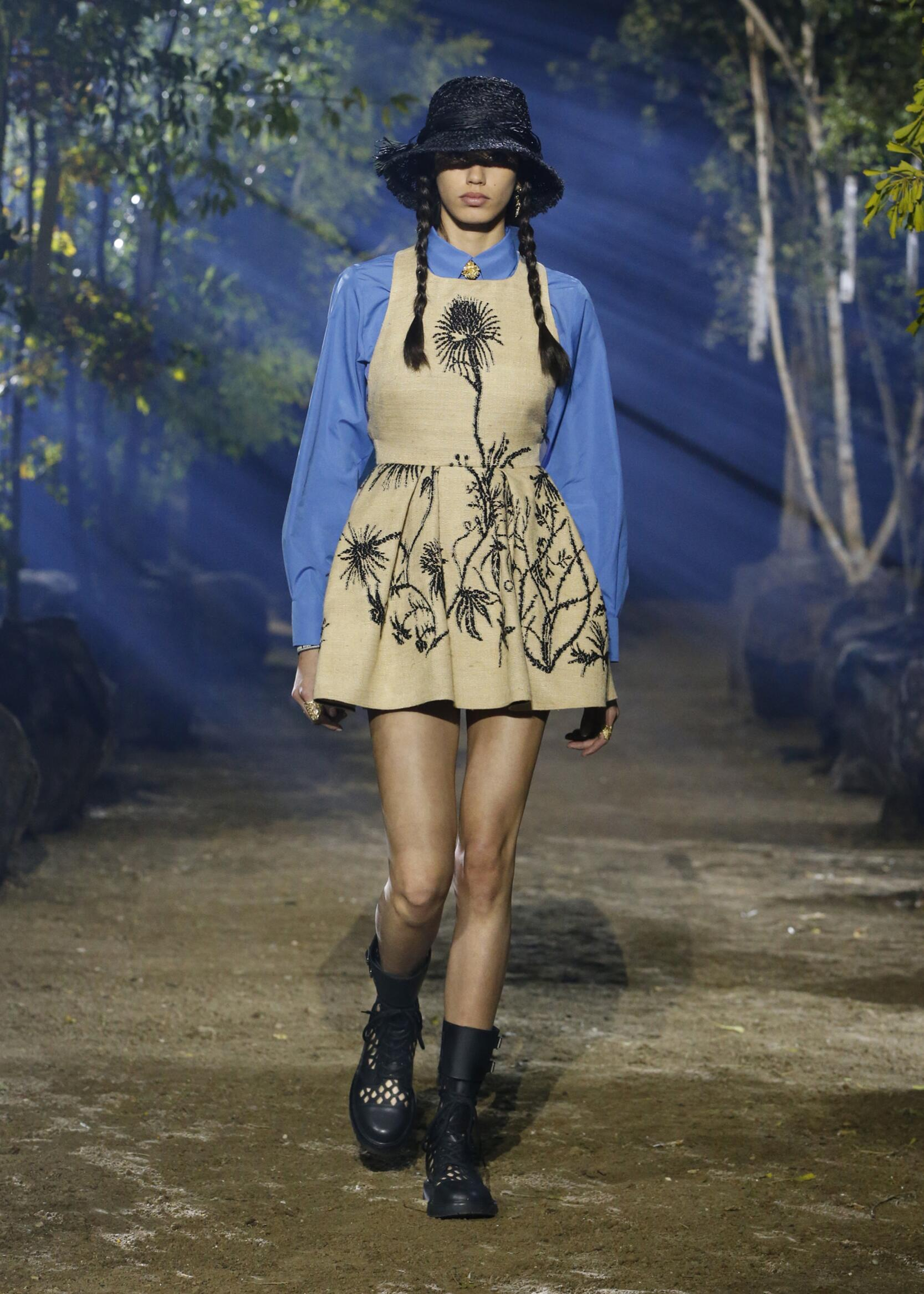 SS 2020 Dior Fashion Show