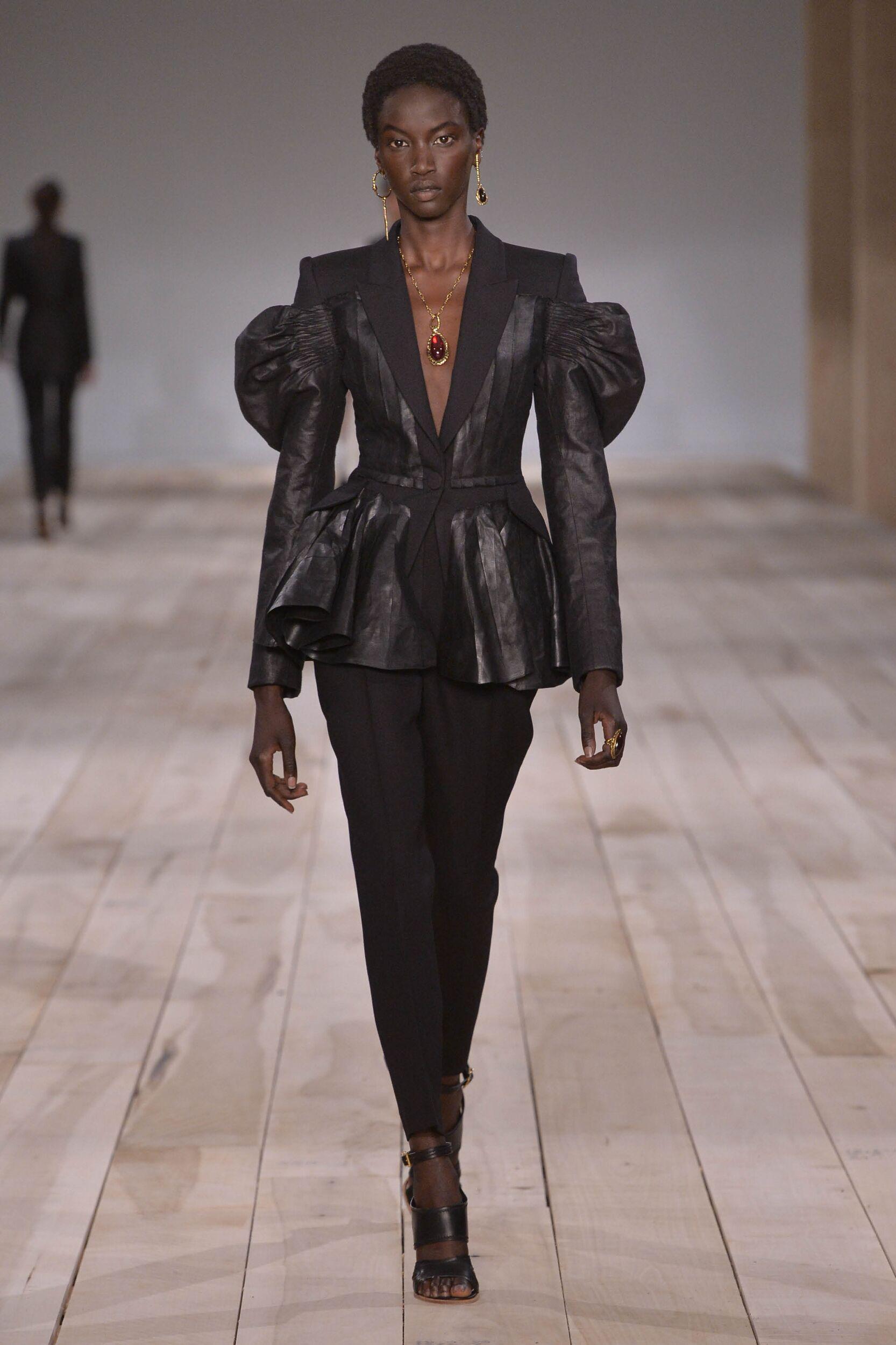 SS 2020 Fashion Show Alexander McQueen