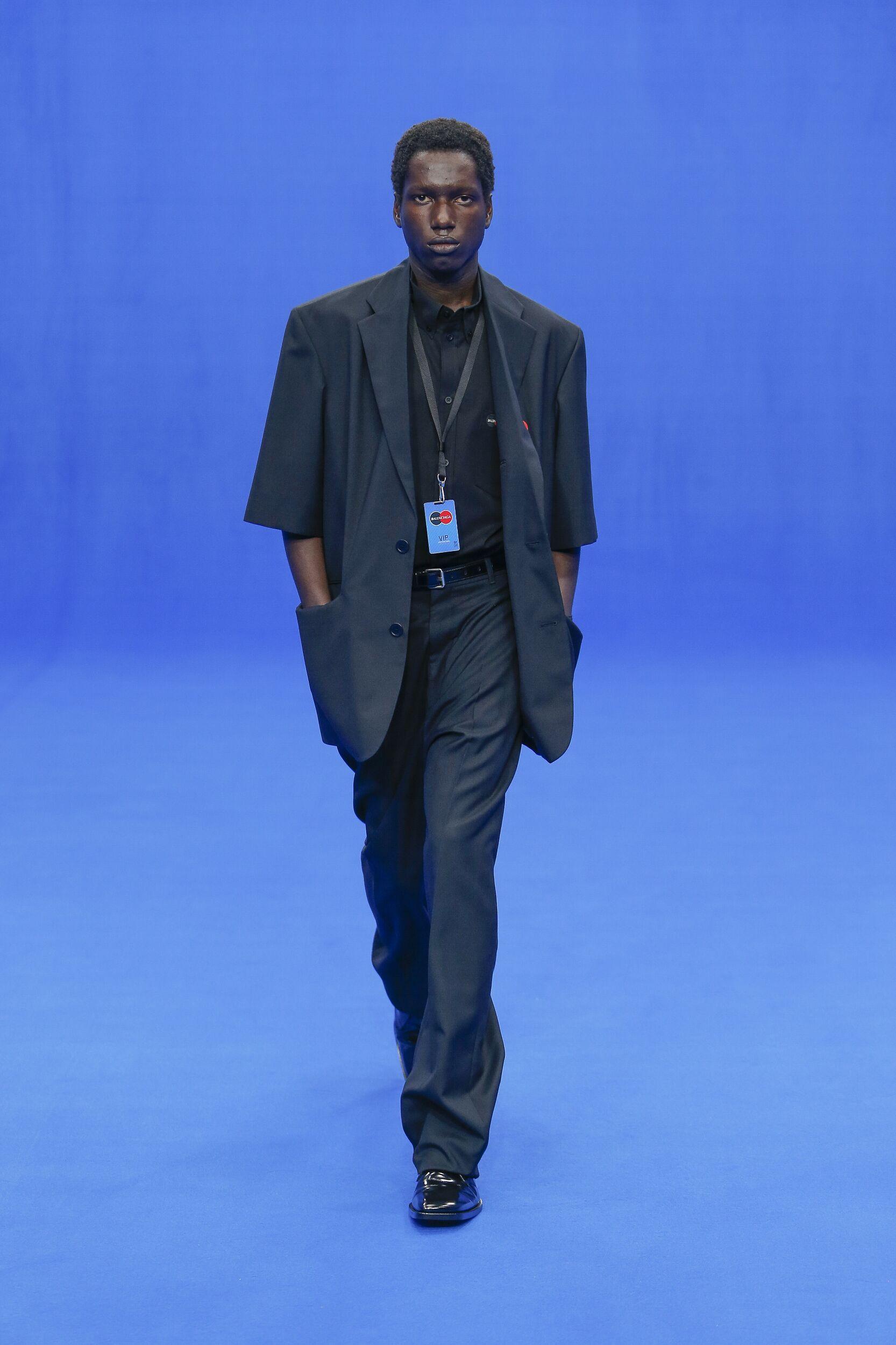 SS 2020 Fashion Show Balenciaga