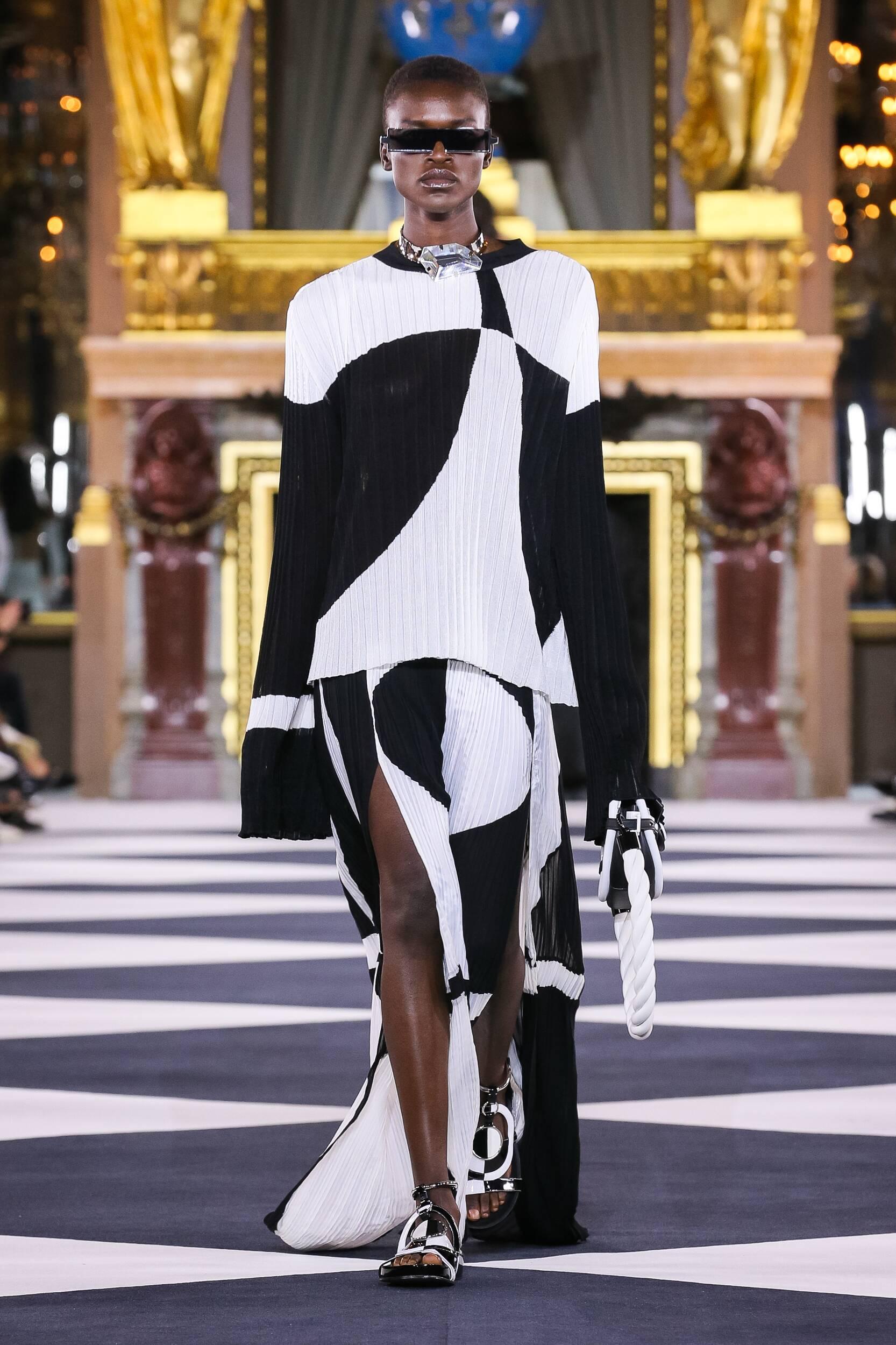 SS 2020 Fashion Show Balmain