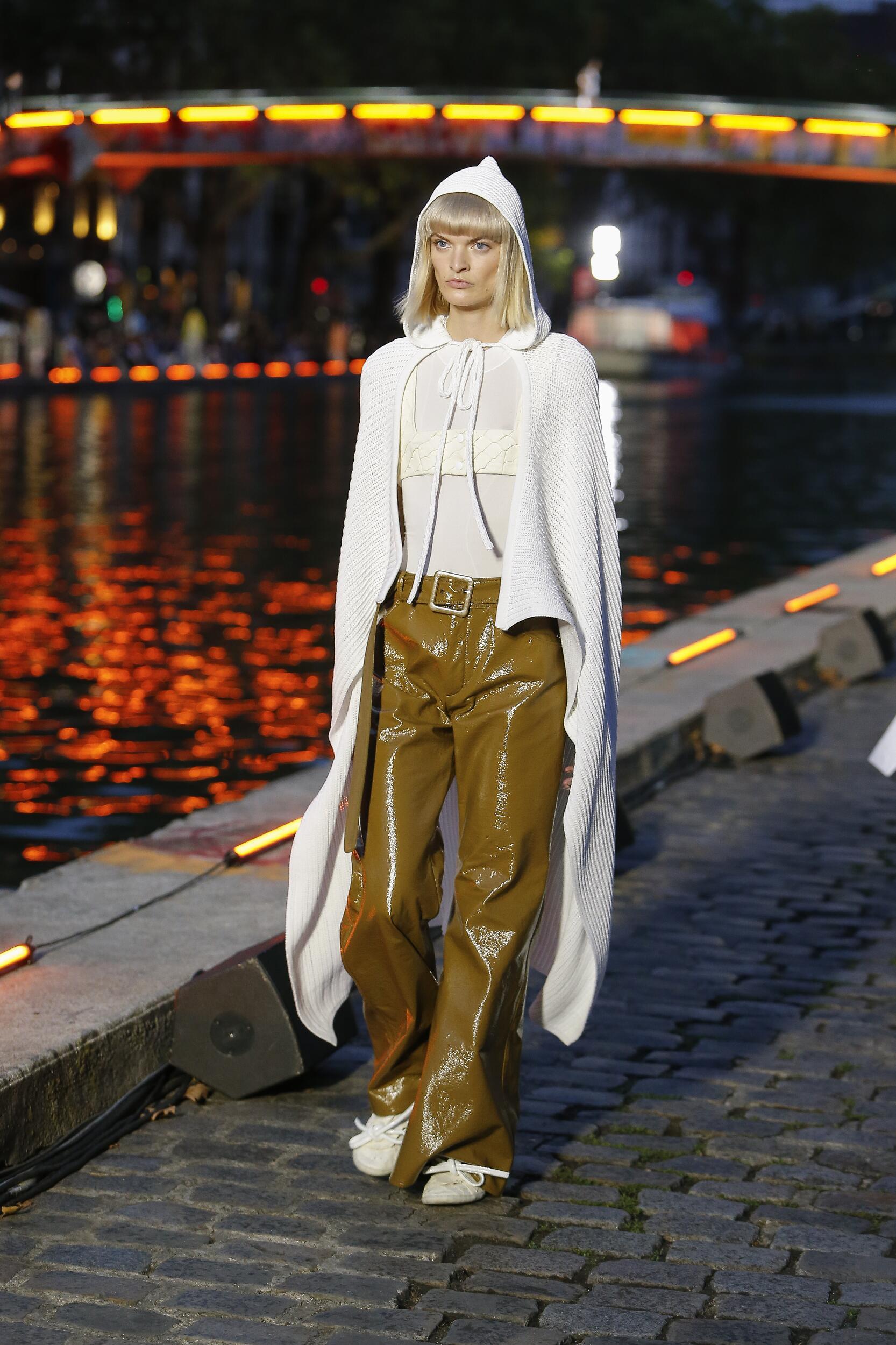 SS 2020 Fashion Show Courrèges