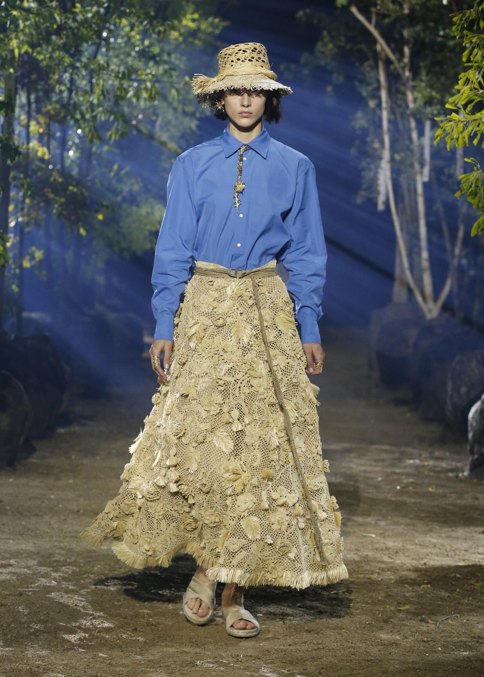 SS 2020 Fashion Show Dior