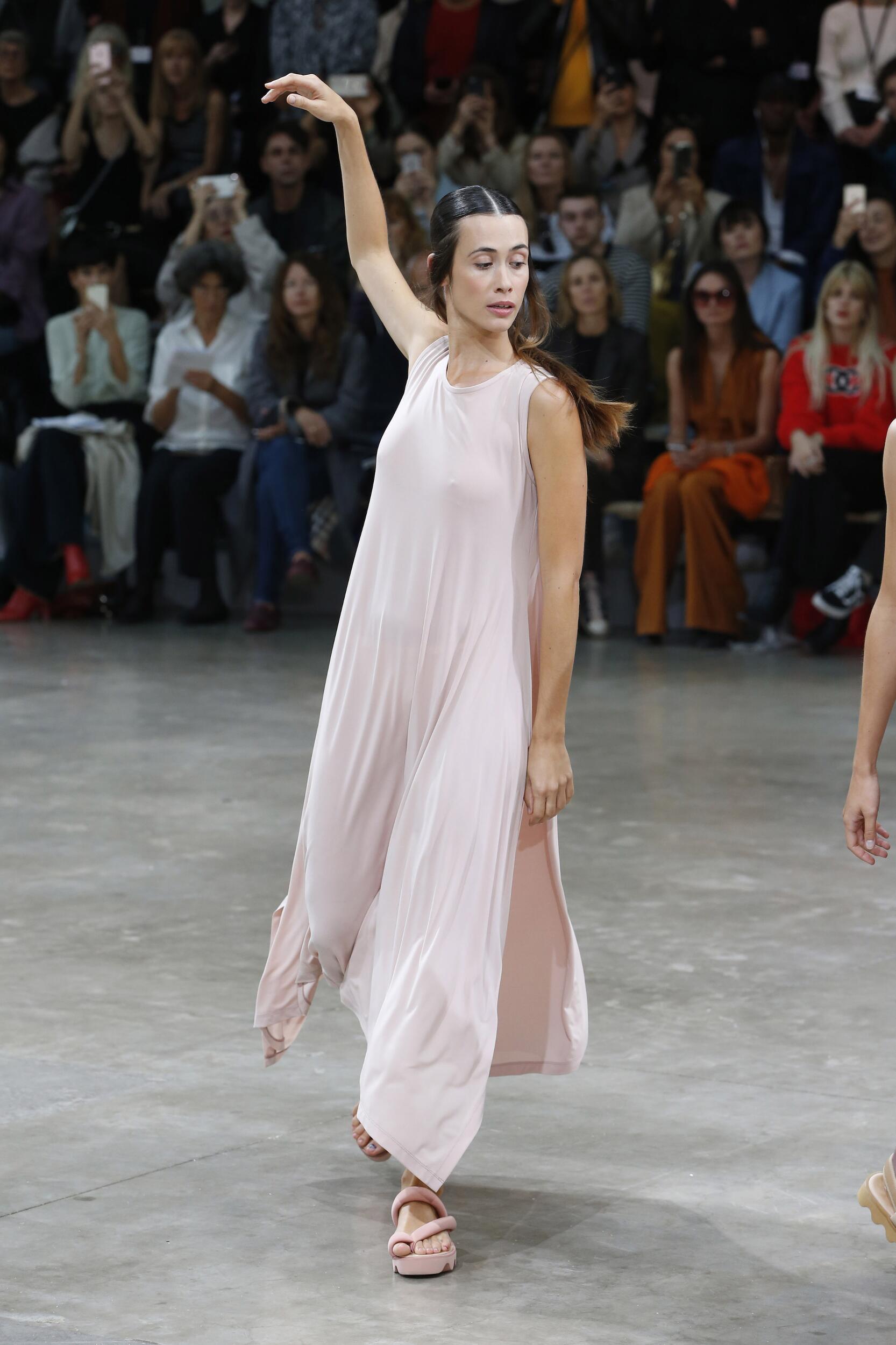SS 2020 Fashion Show Issey Miyake