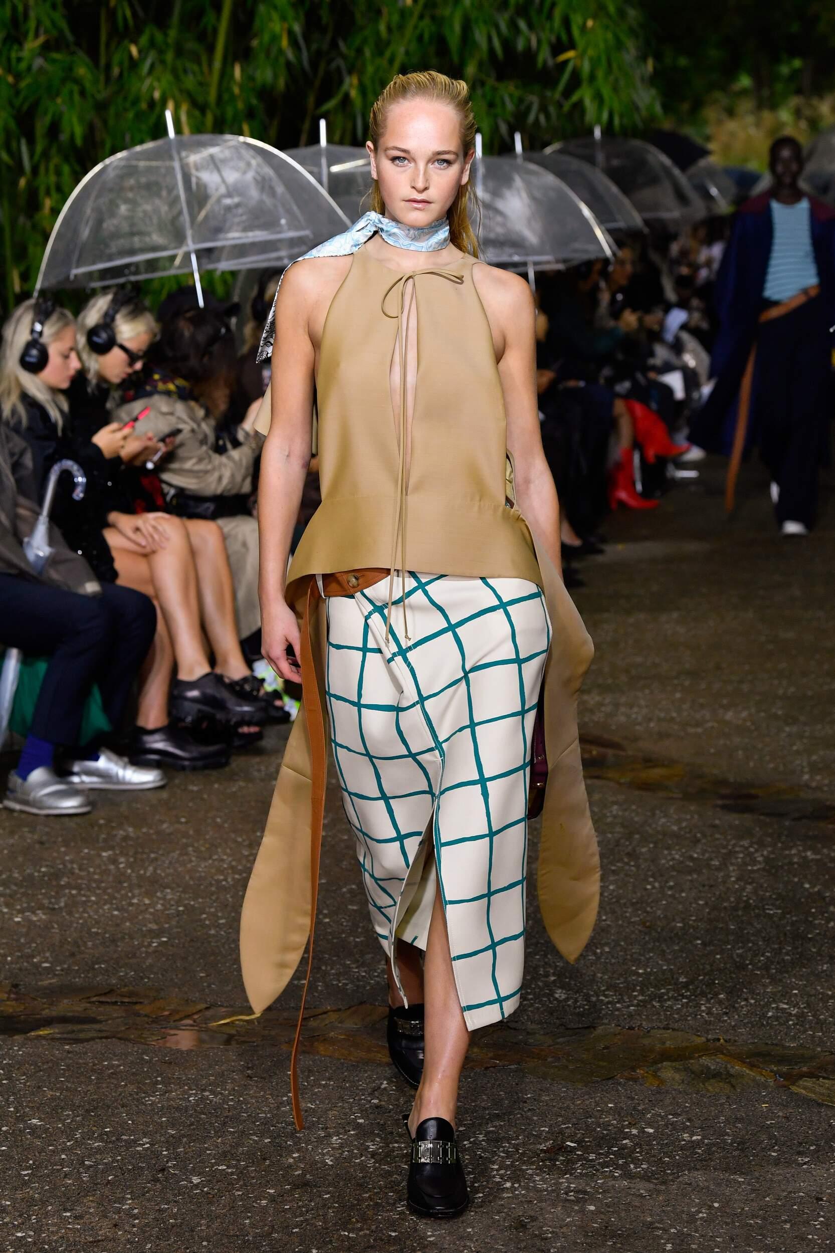 SS 2020 Fashion Show Lanvin