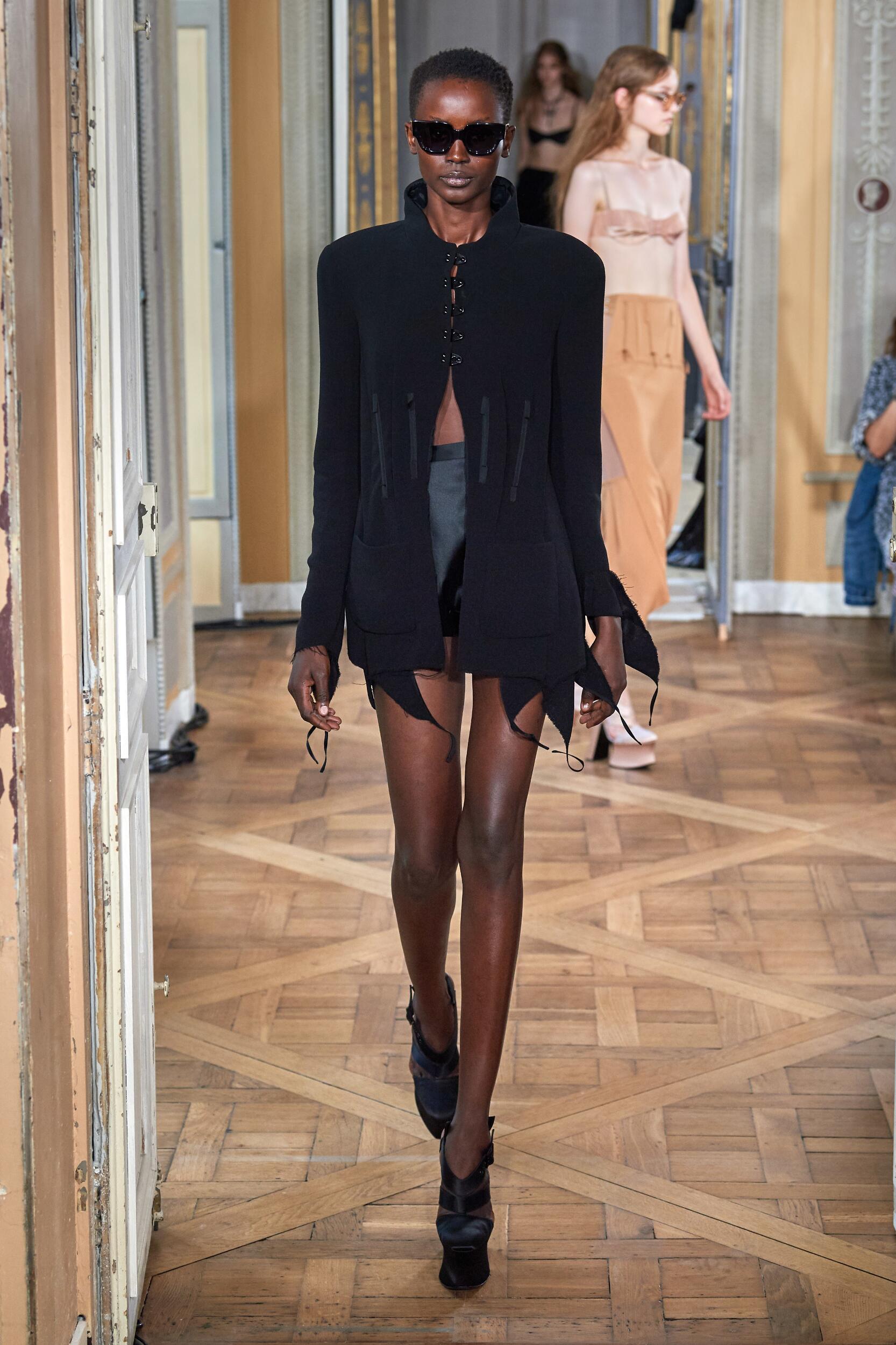 SS 2020 Fashion Show Olivier Theyskens