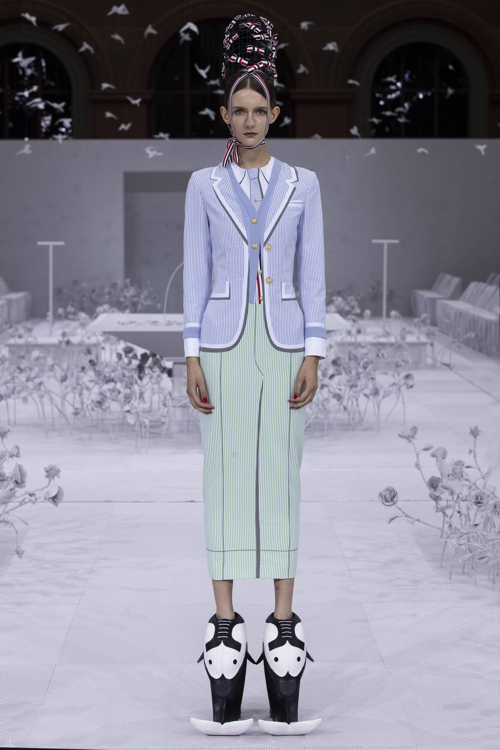 SS 2020 Fashion Show Thom Browne