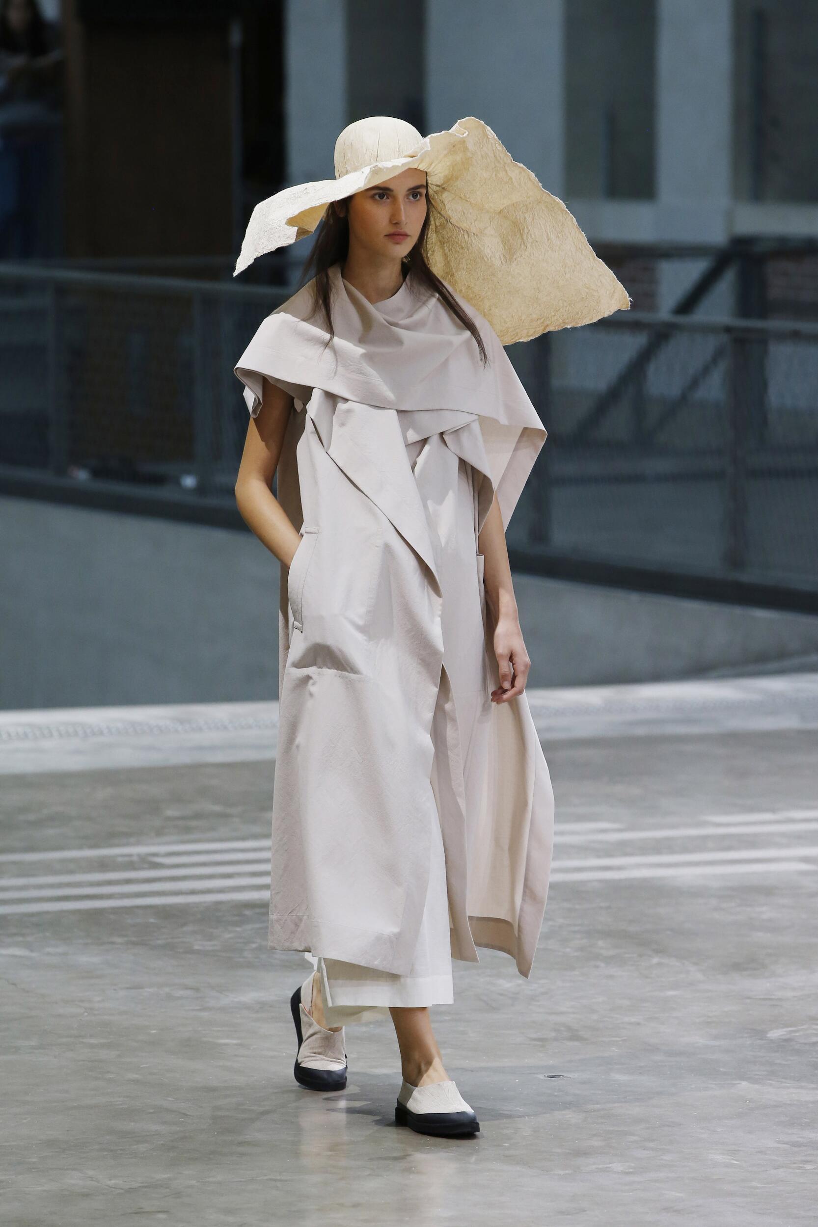 SS 2020 Issey Miyake Fashion Show