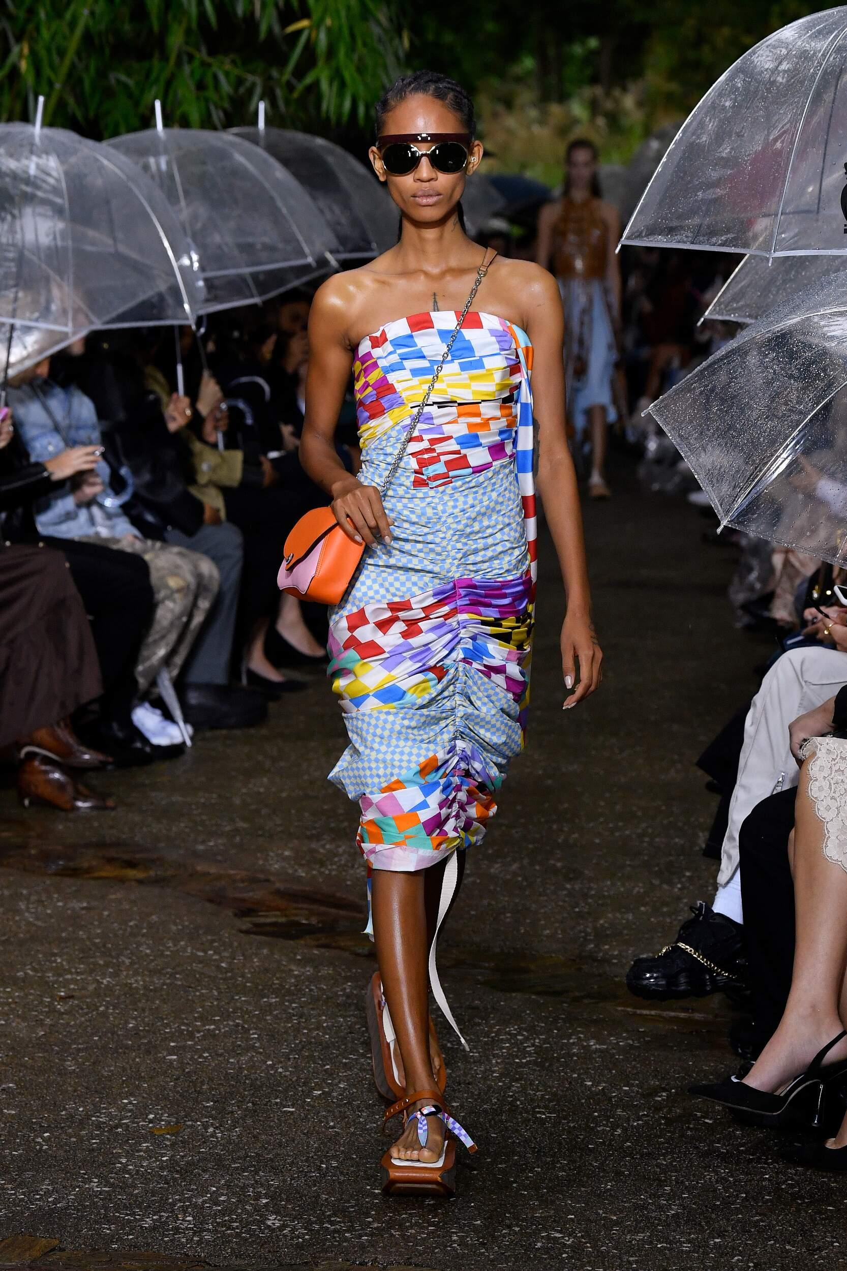 SS 2020 Lanvin Fashion Show Paris Fashion Week