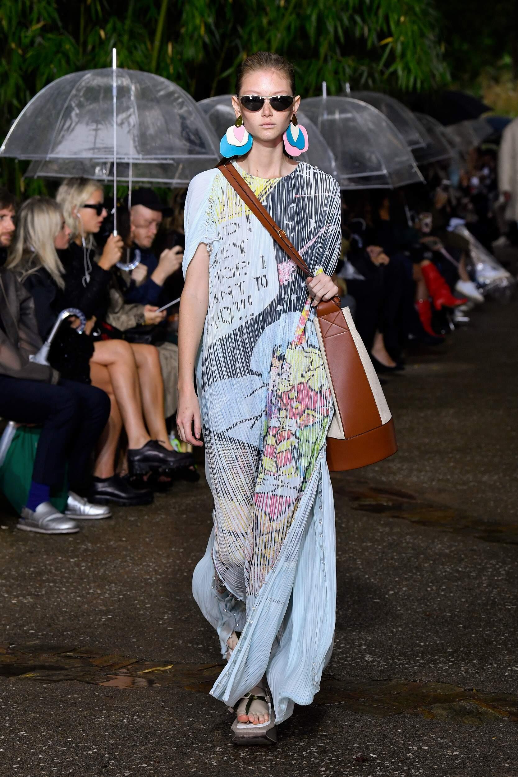 SS 2020 Lanvin Fashion Show Paris