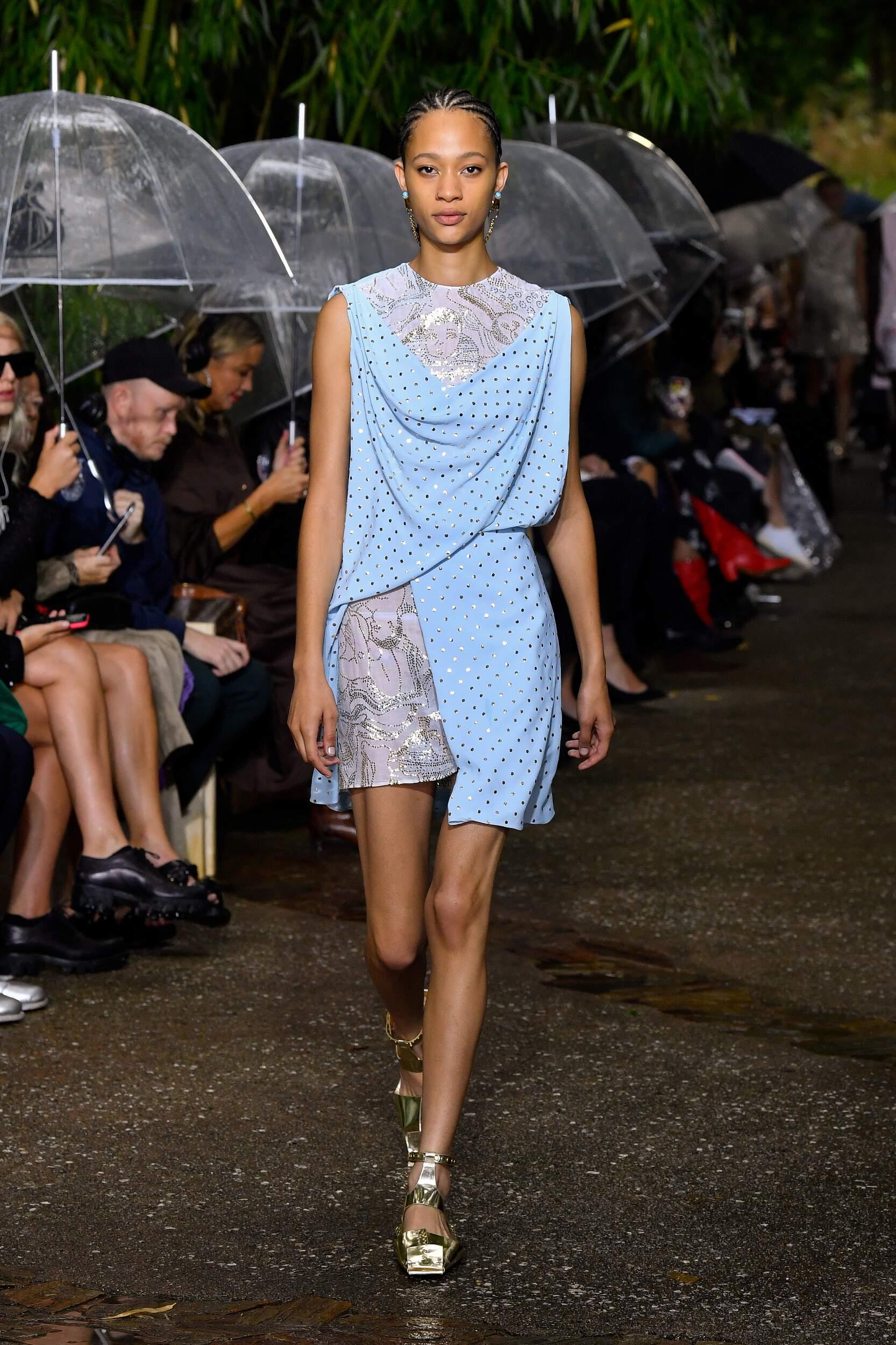 SS 2020 Lanvin Show Paris Fashion Week