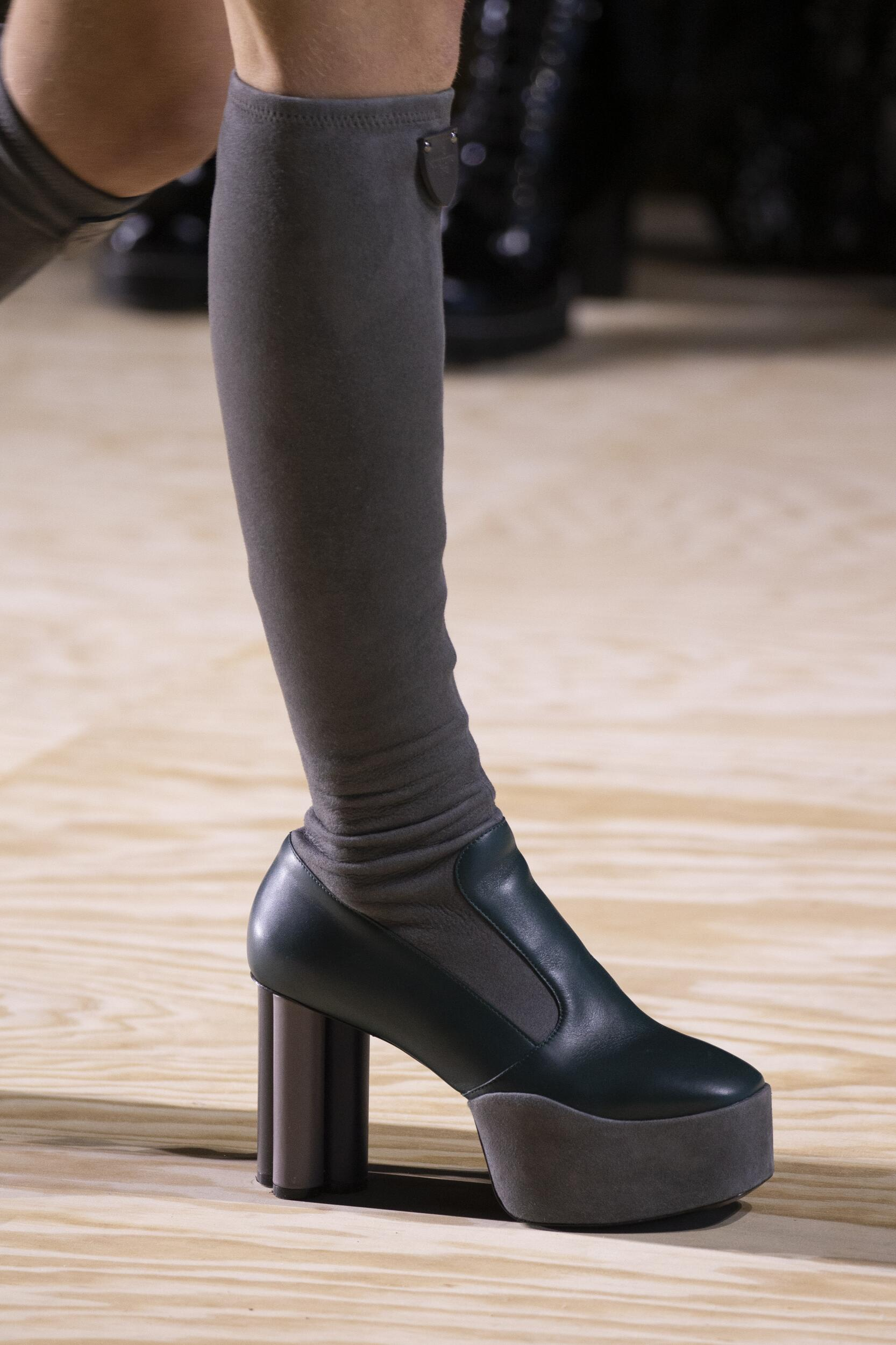 SS 2020 Louis Vuitton Ankle Boot