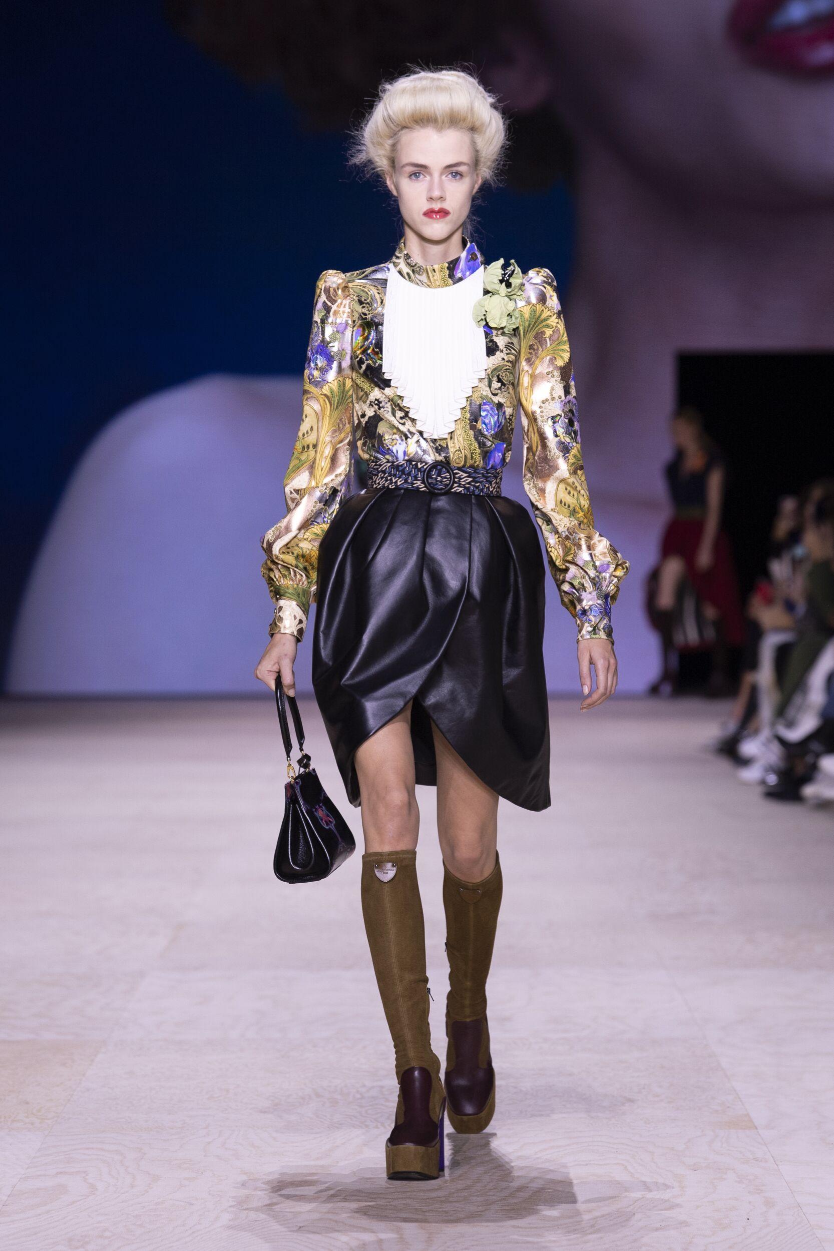 SS 2020 Louis Vuitton Fashion Show Paris