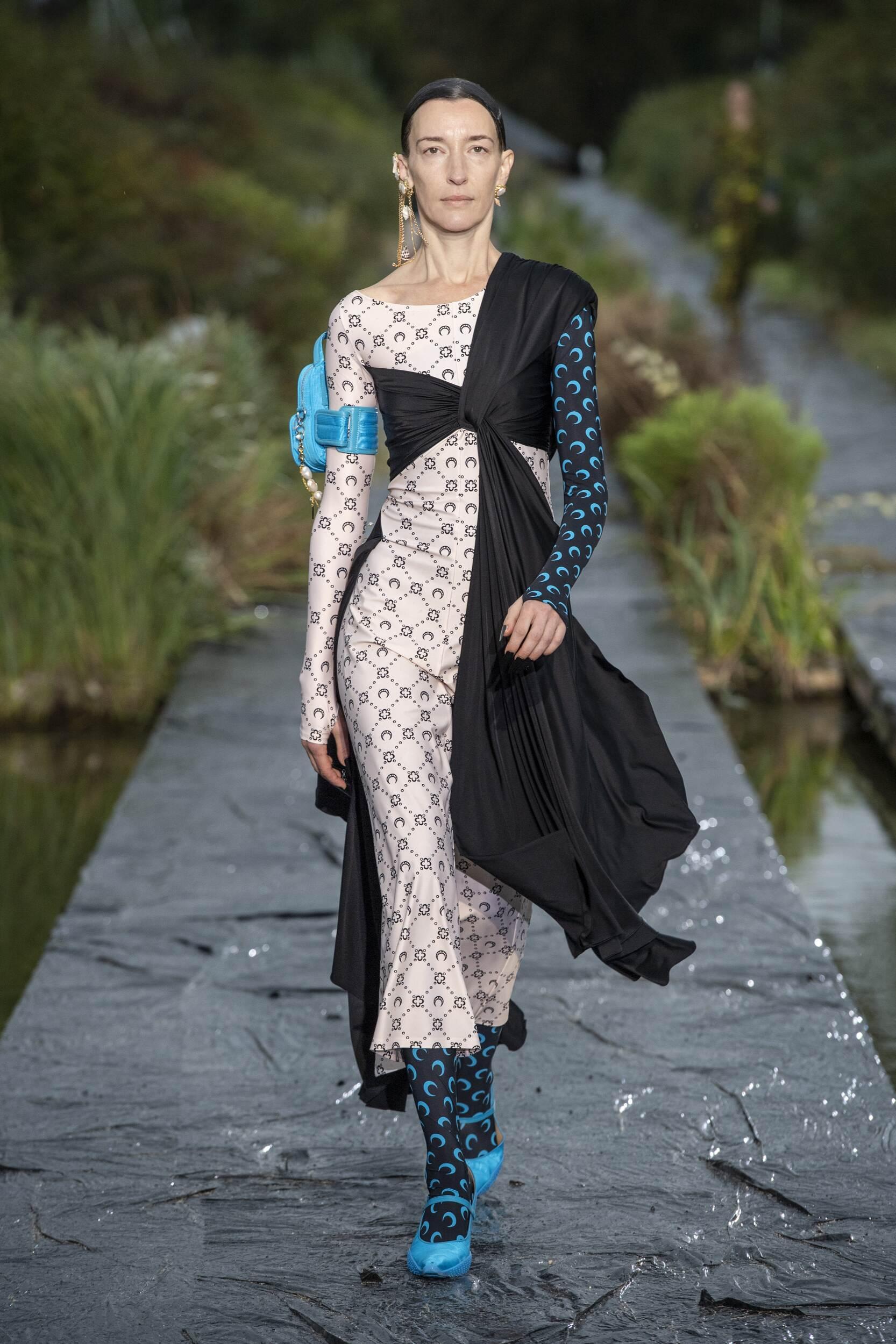 SS 2020 Marine Serre Fashion Show Paris