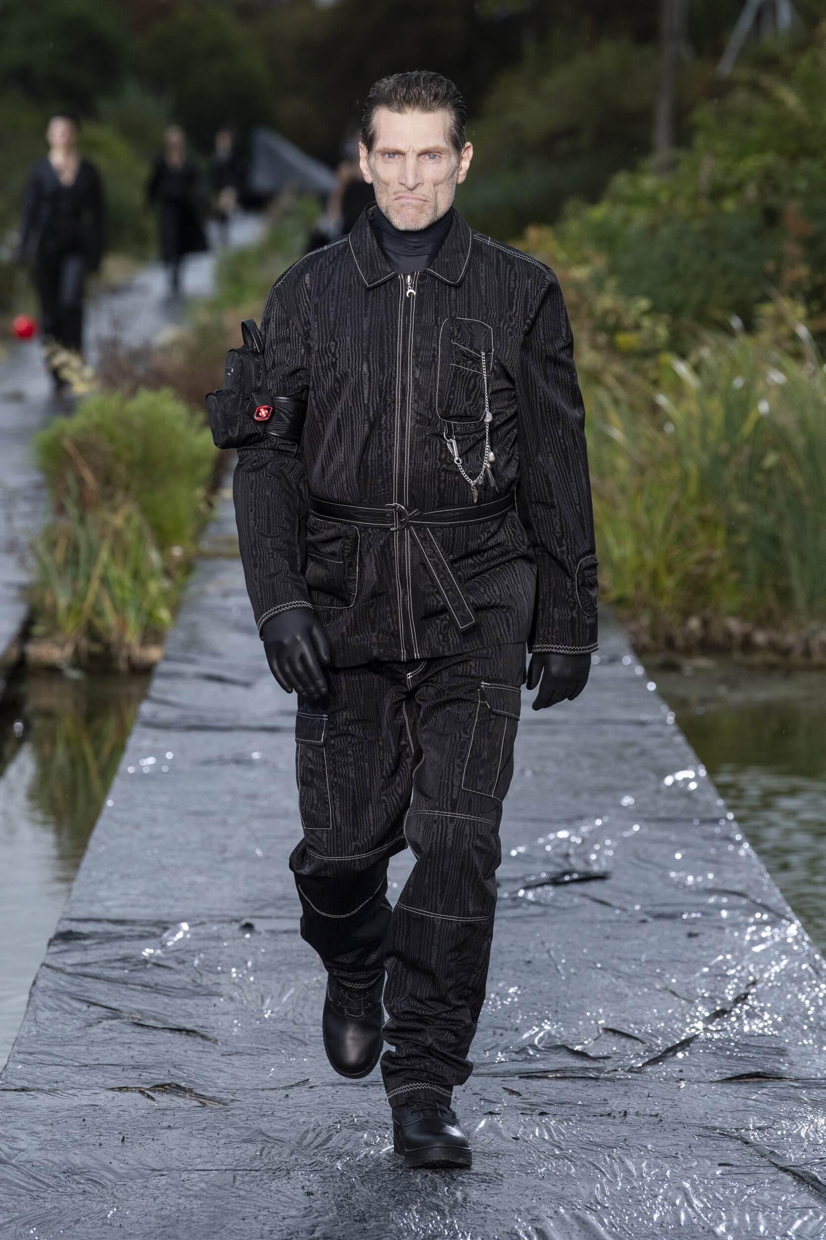 SS 2020 Marine Serre Fashion Show