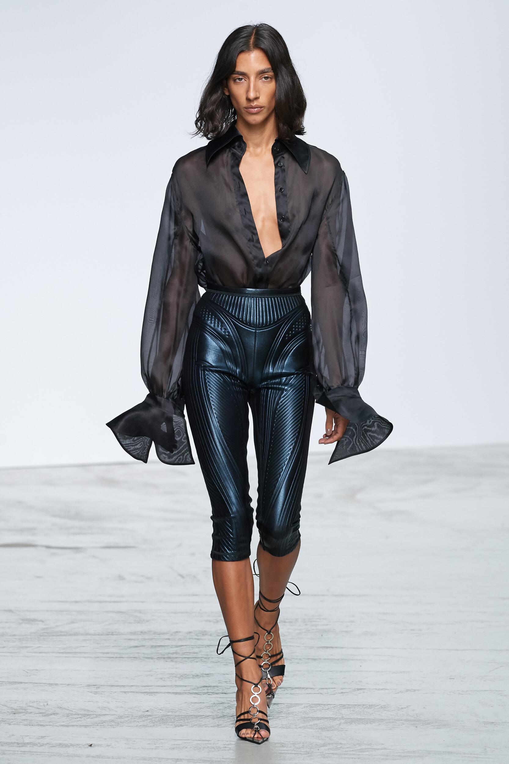 SS 2020 Mugler Fashion Show