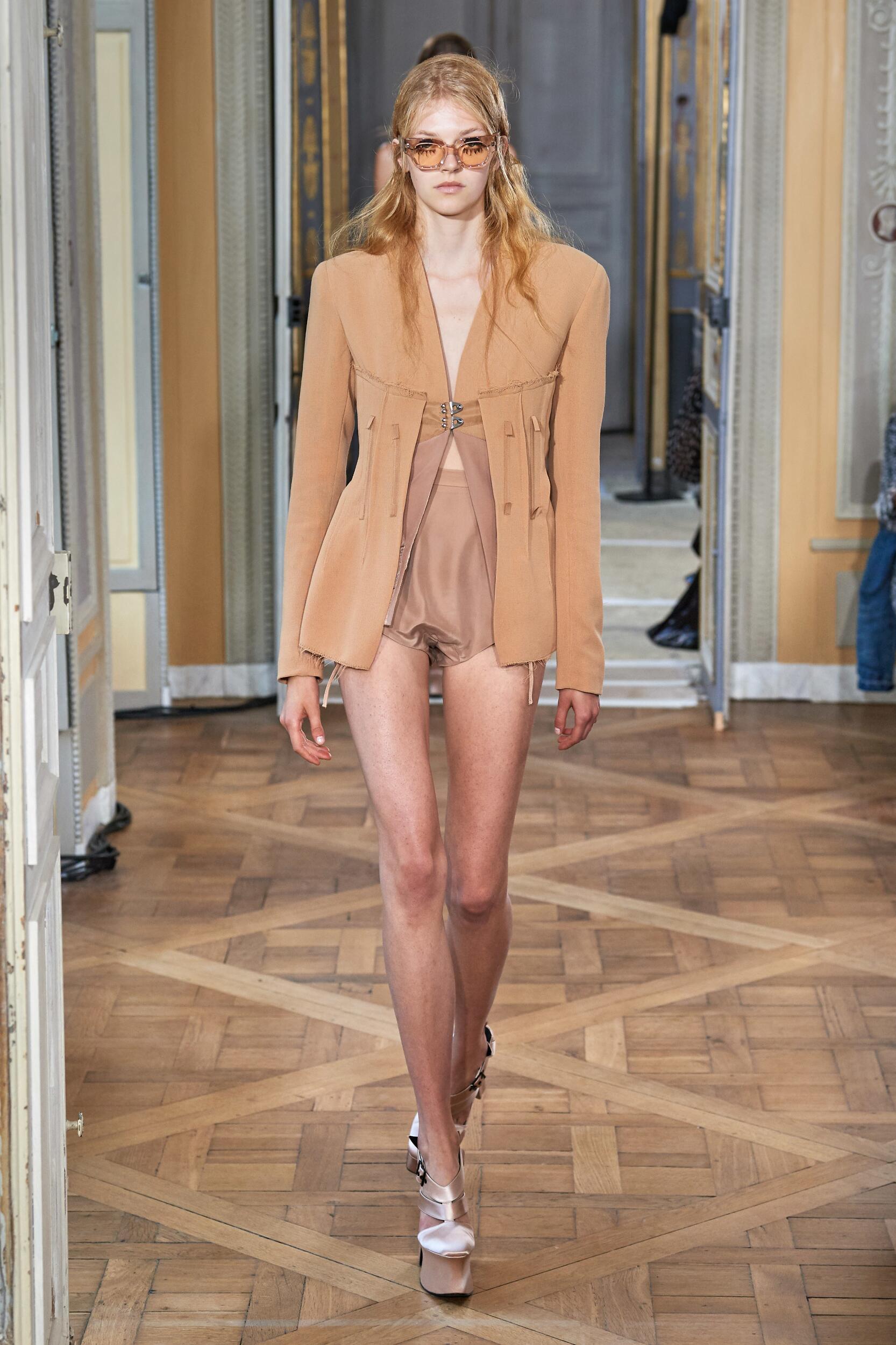 SS 2020 Olivier Theyskens Fashion Show