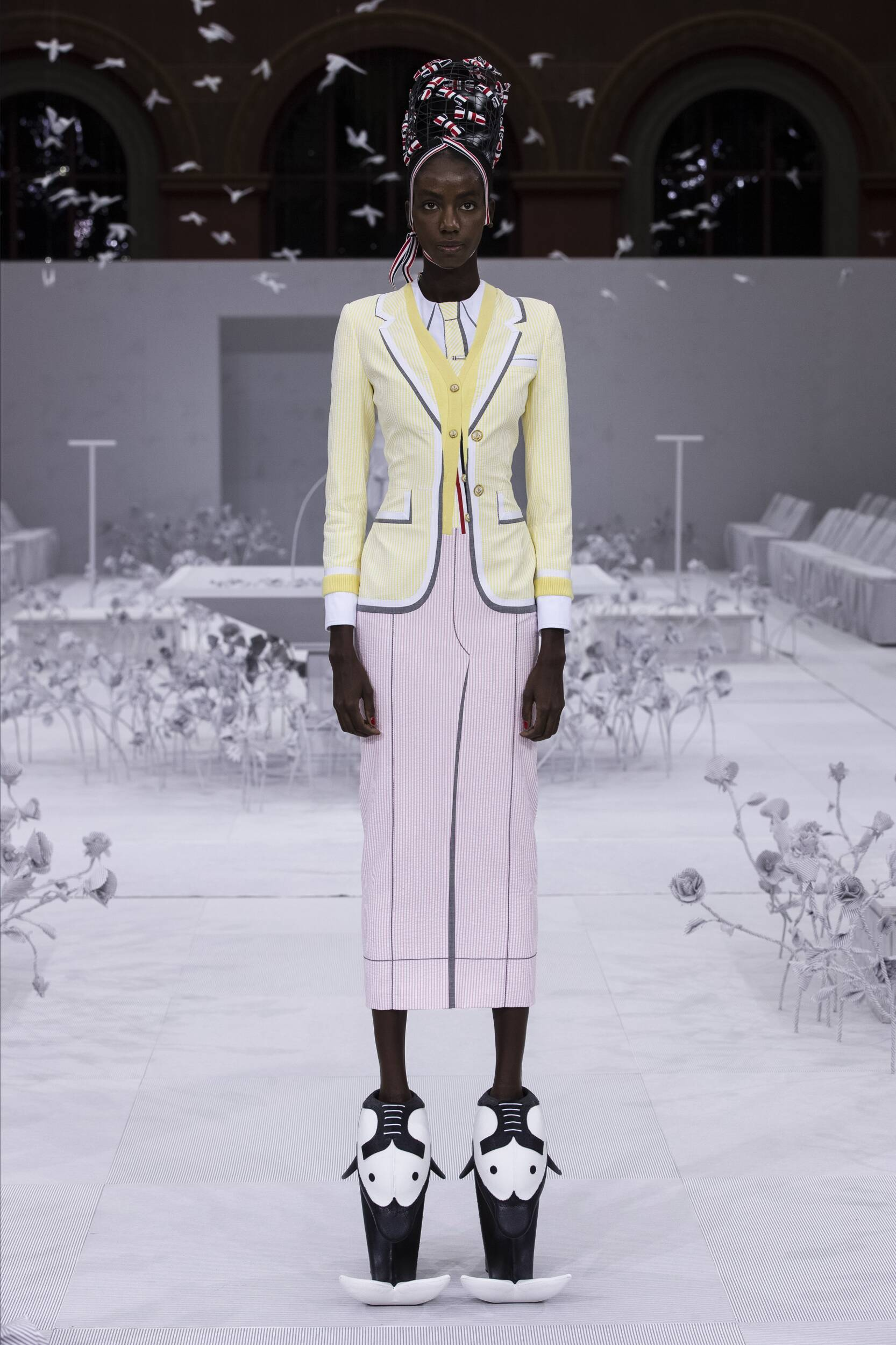 SS 2020 Thom Browne Fashion Show