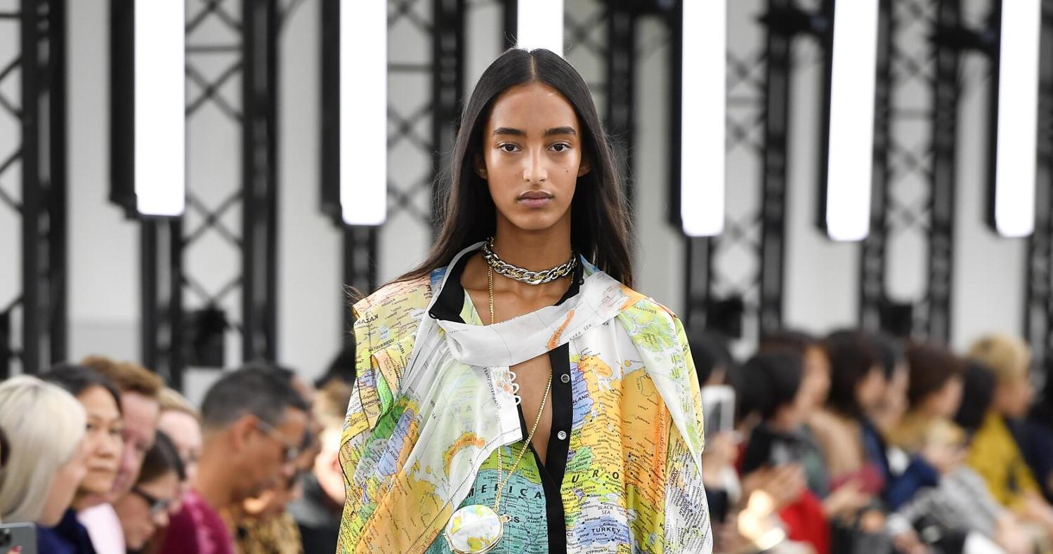 Sacai Fashion Show SS 2020 Paris