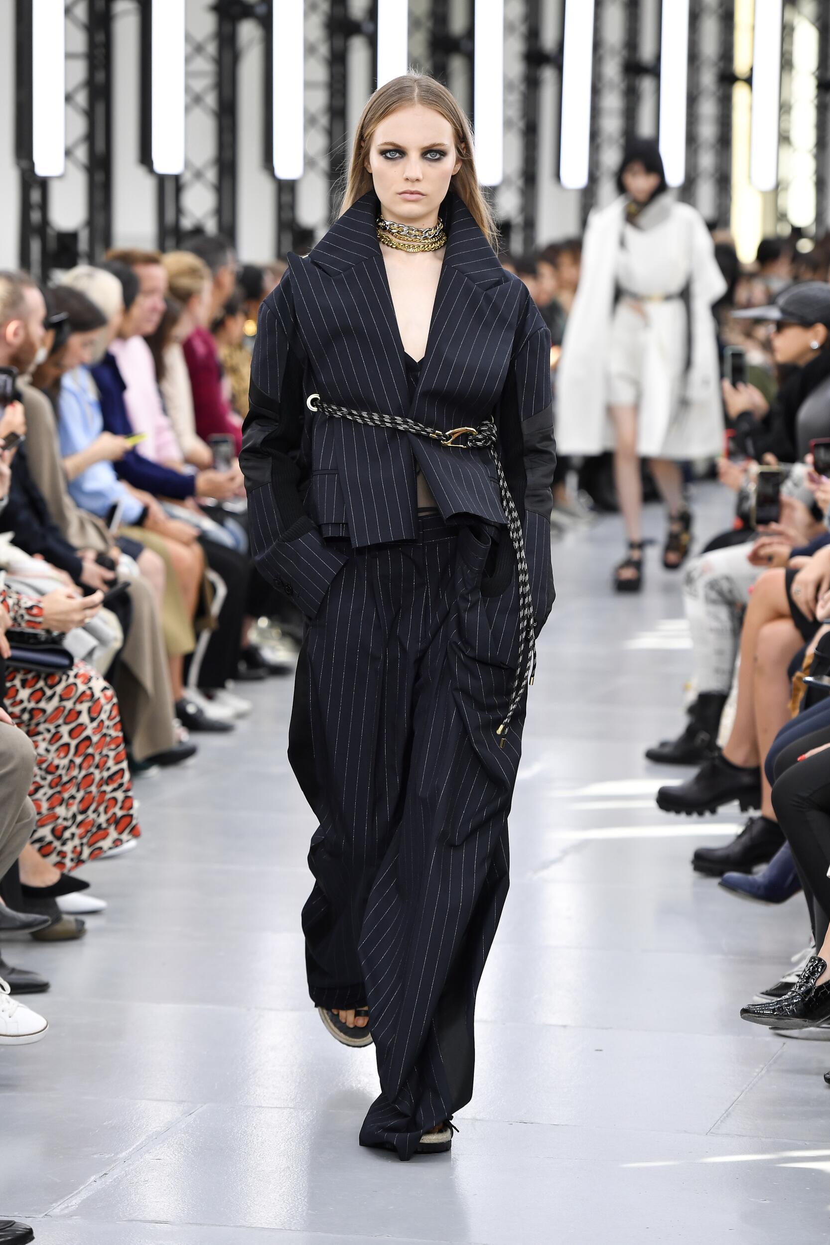 Spring 2020 Fashion Trends Sacai
