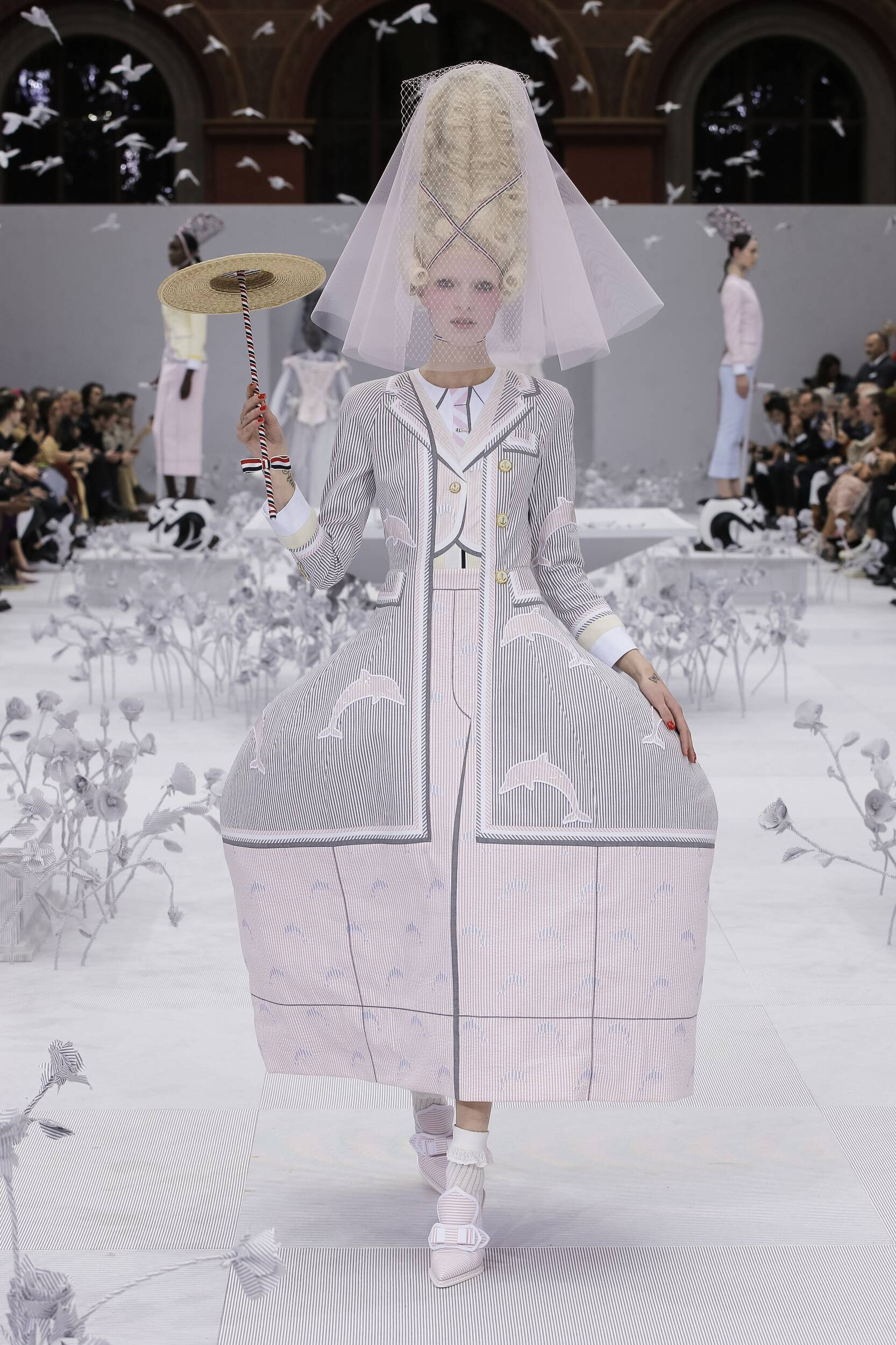 Spring 2020 Fashion Trends Thom Browne