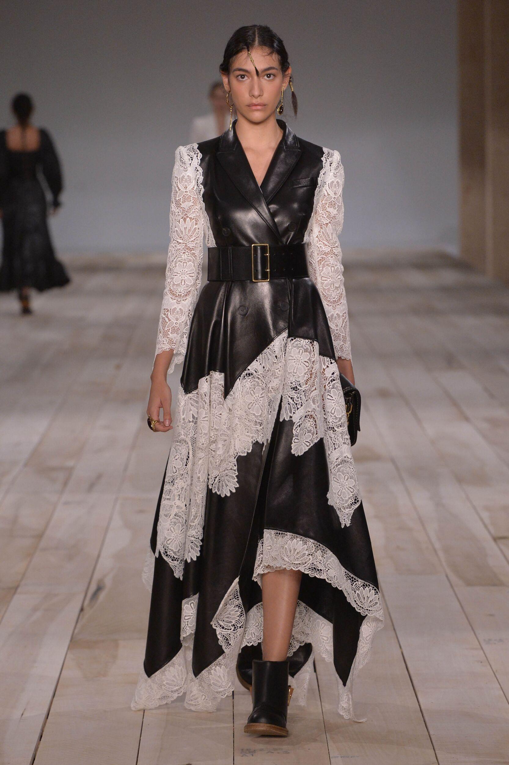 Spring 2020 Womenswear Alexander McQueen