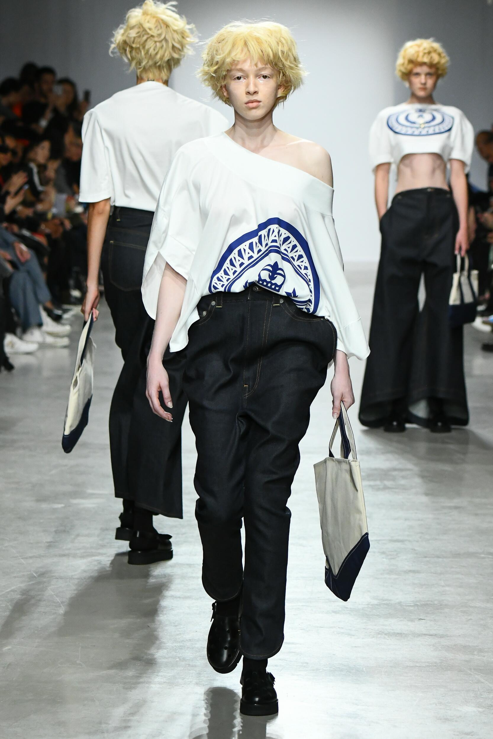 Spring 2020 Womenswear Anrealage