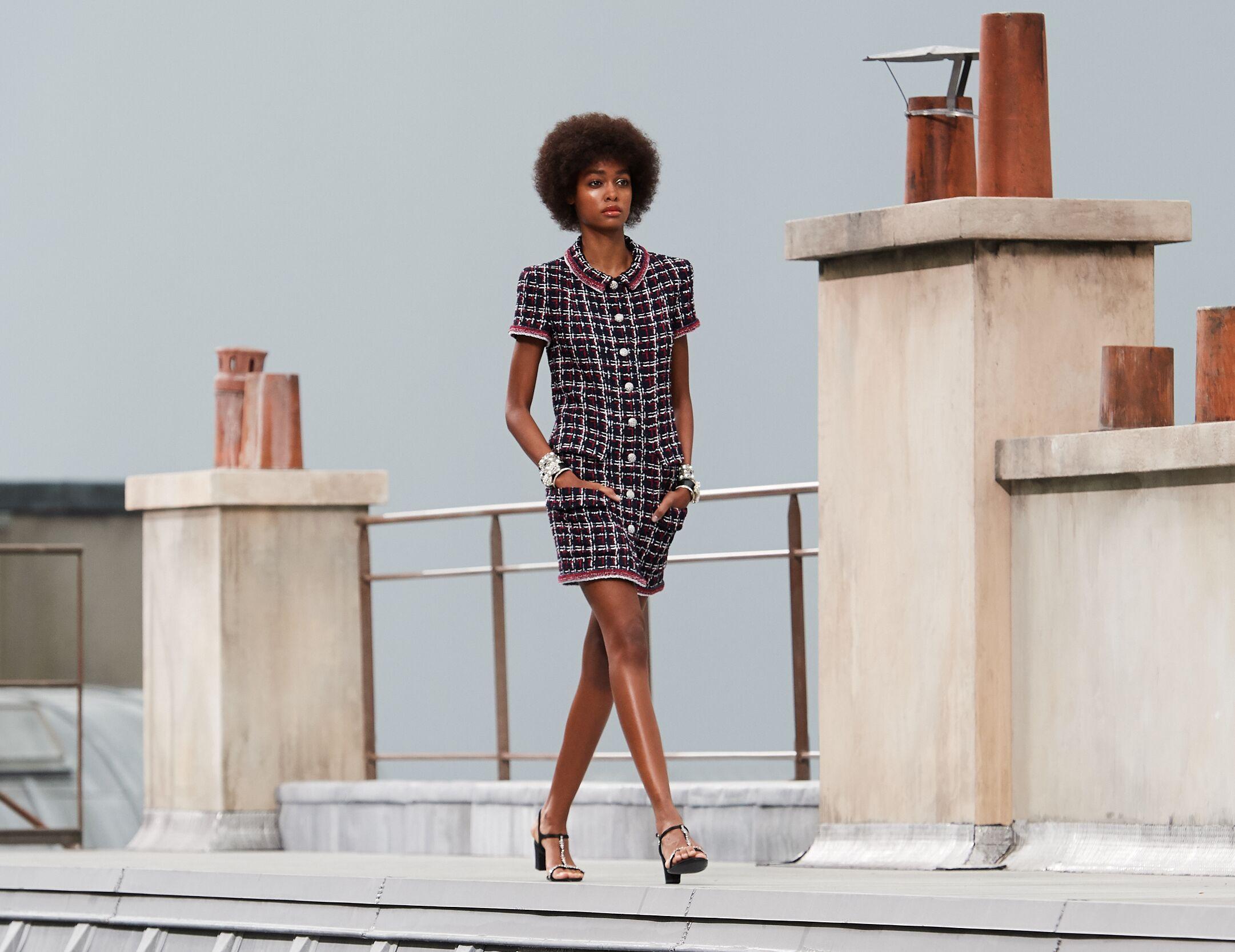 Spring 2020 Womenswear Chanel