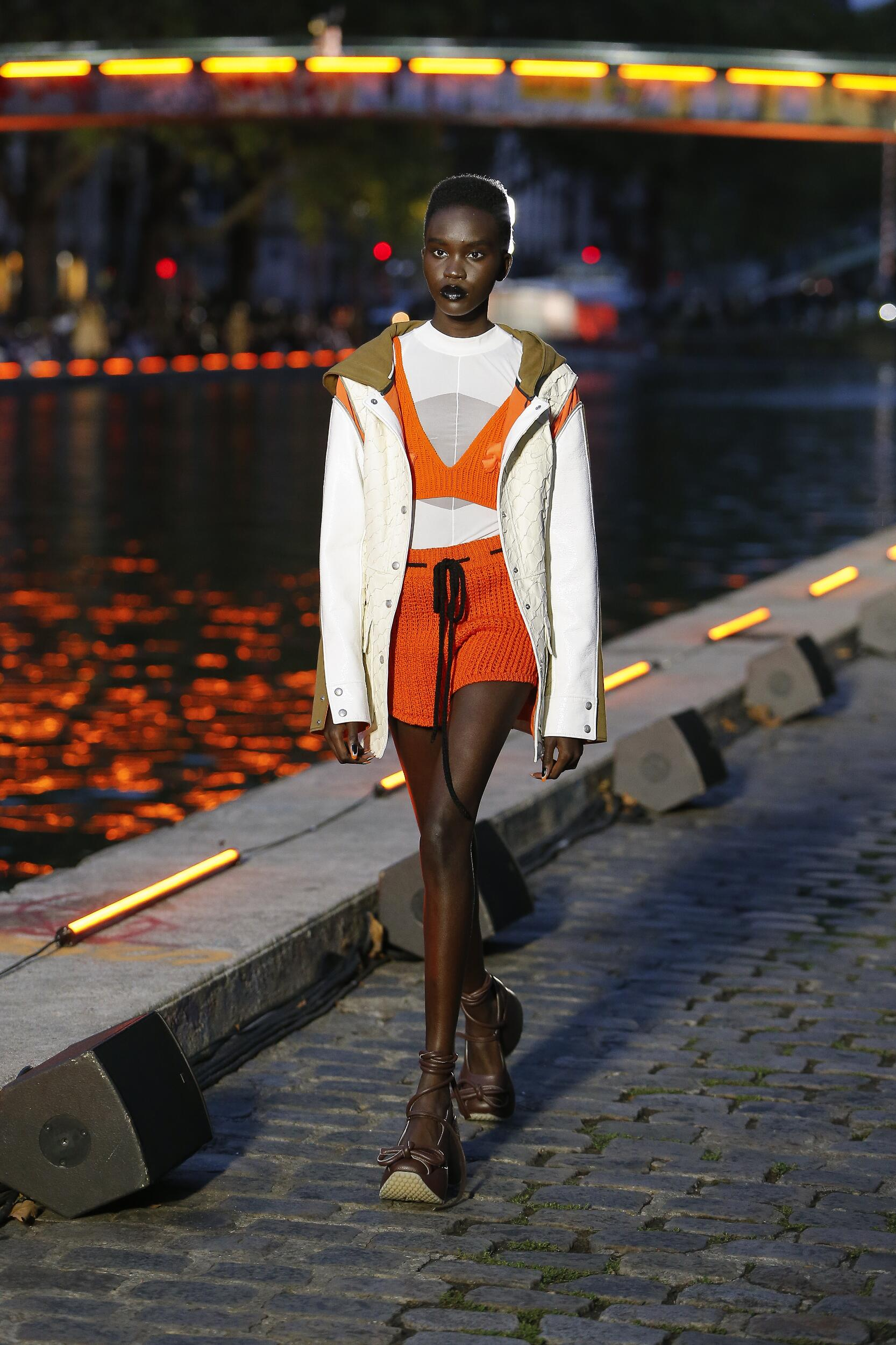 Spring 2020 Womenswear Courrèges