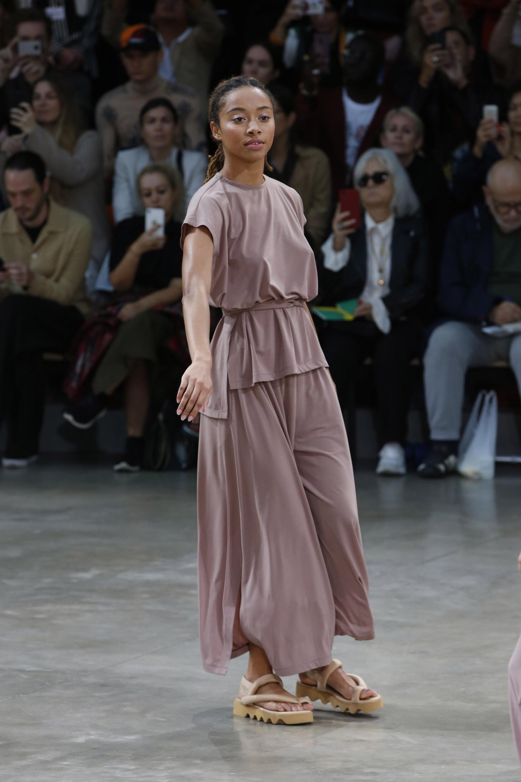 Spring 2020 Womenswear Issey Miyake