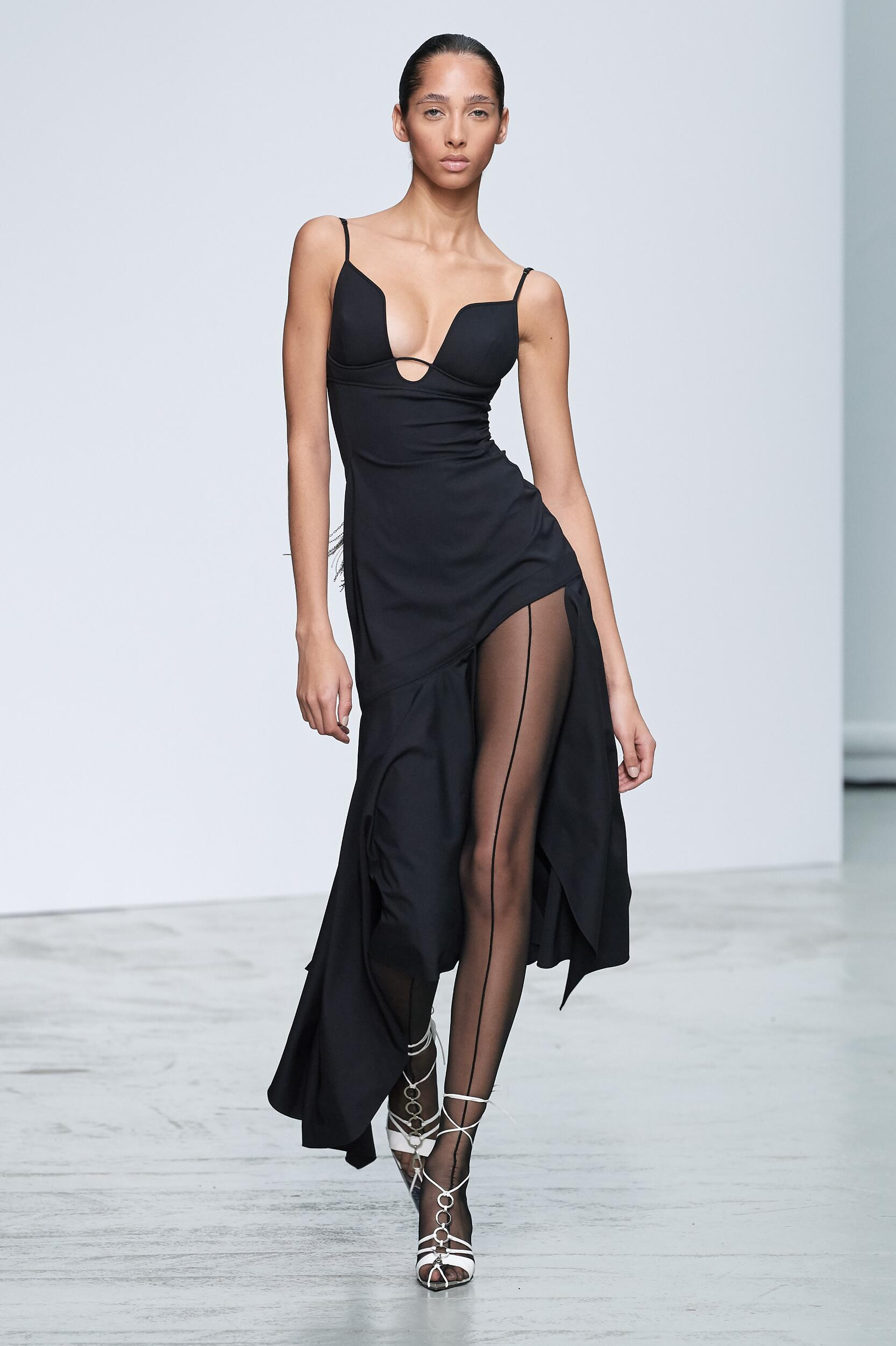 Spring 2020 Womenswear Mugler