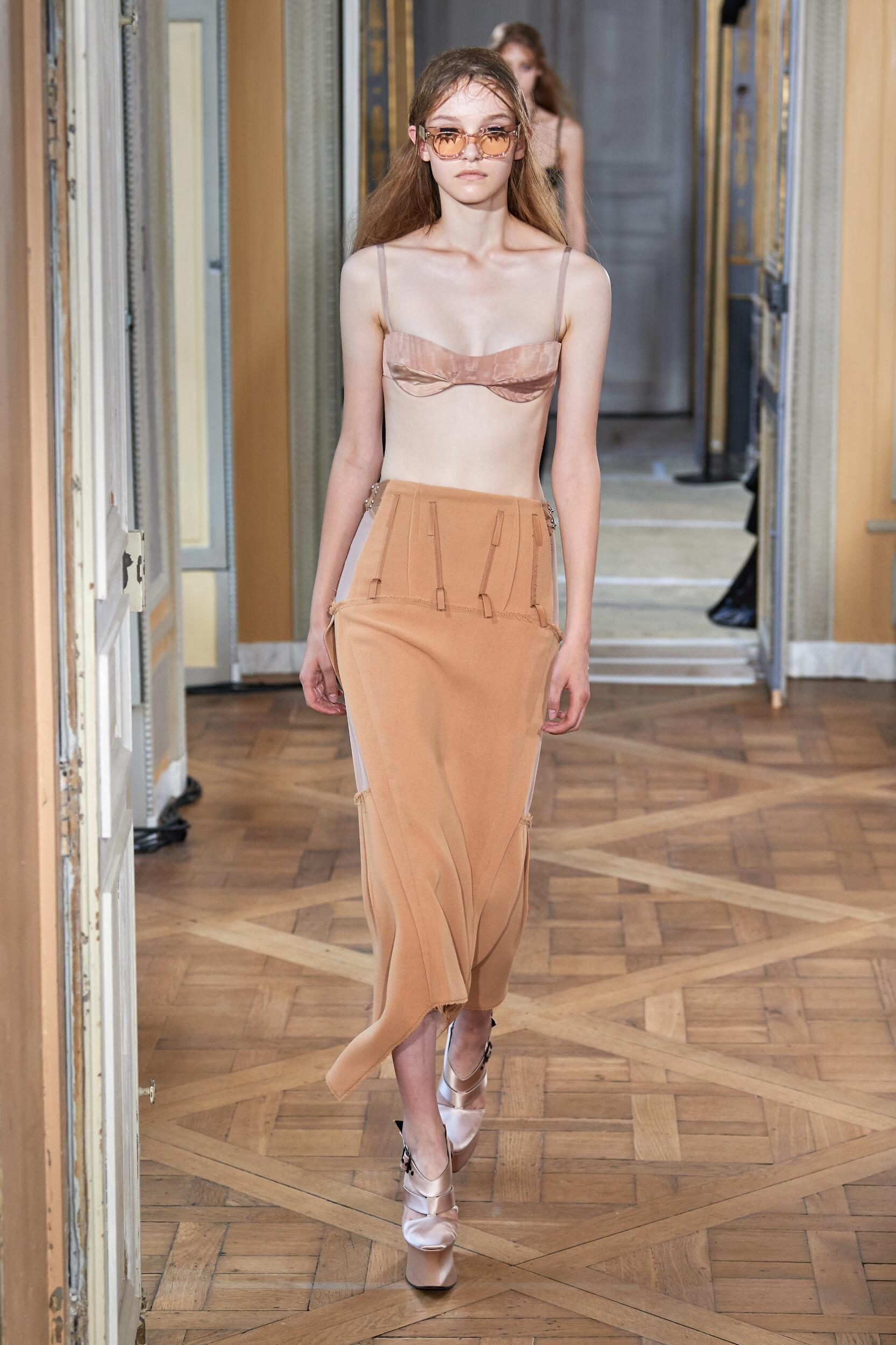 Spring 2020 Womenswear Olivier Theyskens