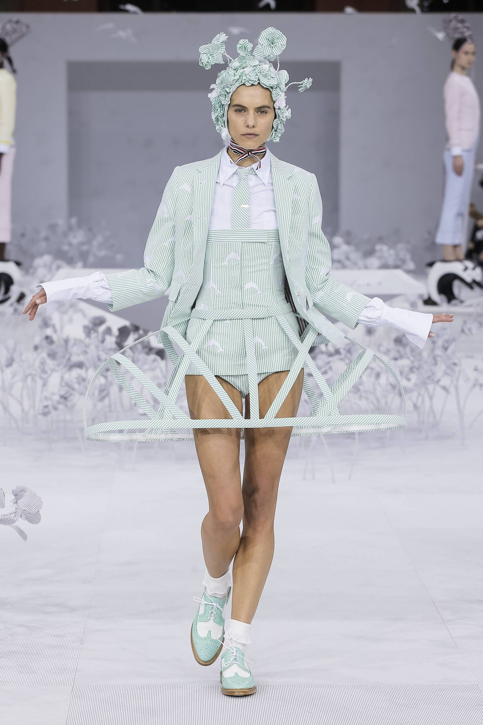 Spring 2020 Womenswear Thom Browne
